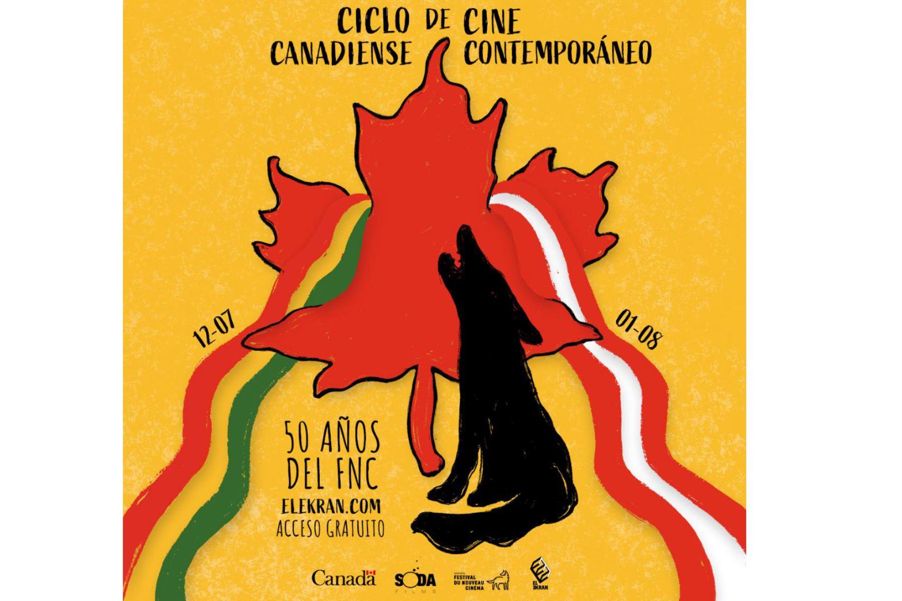 Presentan ciclo de cine canadiense contemporáneo en Lima