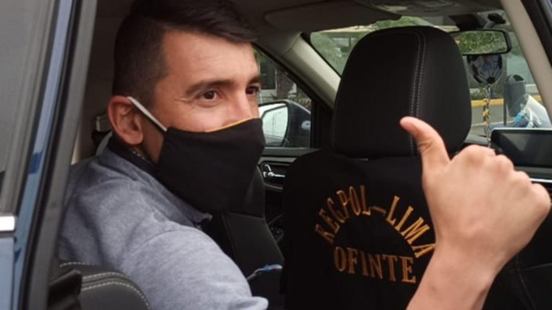 Edgar Benítez llegó al Perú con el objetivo de campeonar con Alianza Lima