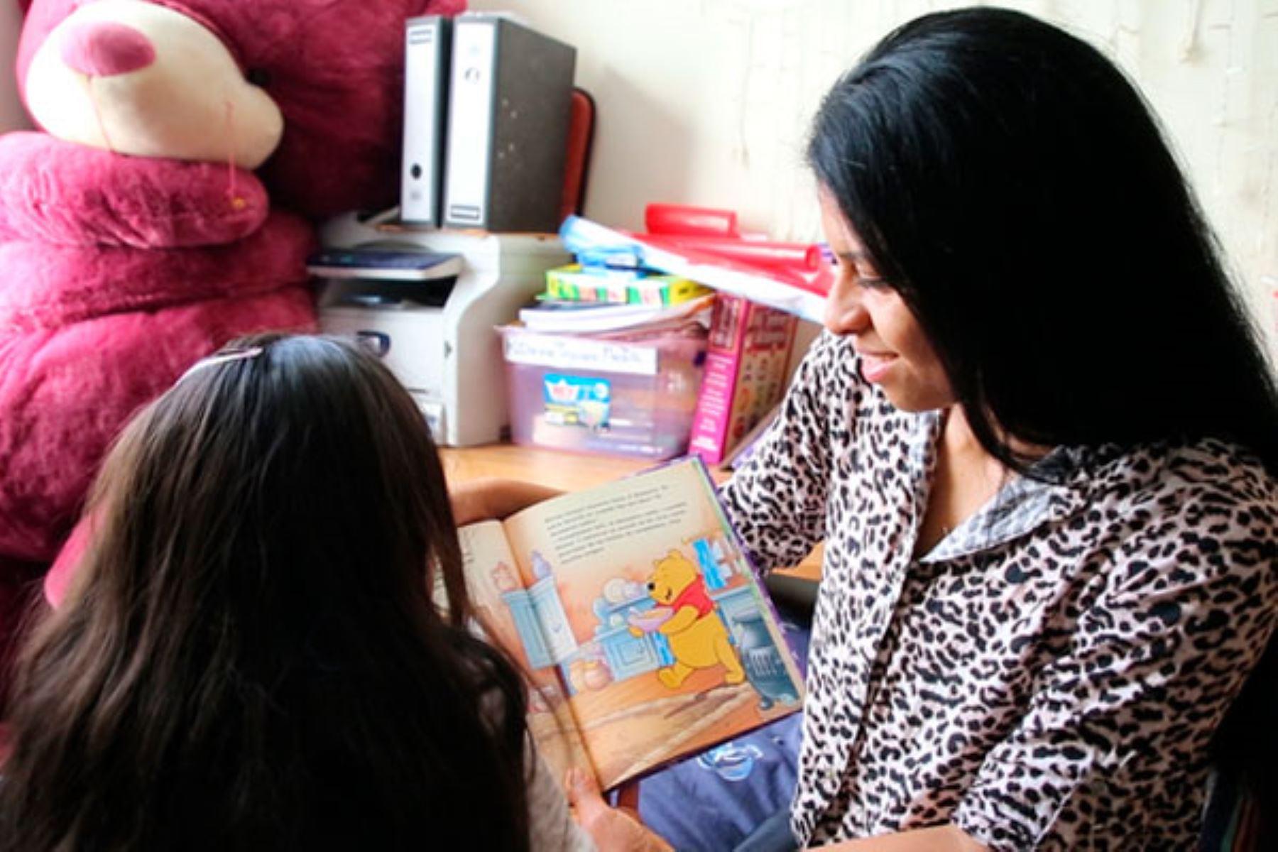 MIMP aprobó directiva sobre acogimiento familiar profesionalizado y subvención económica del acogimiento familiar. Foto: ANDINA/MIMP