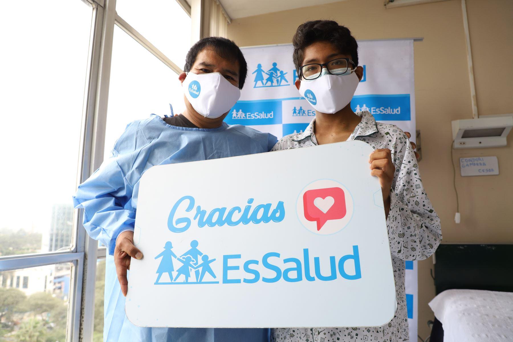 EsSalud realiza alrededor del 85 % de los trasplantes de órganos en el Perú