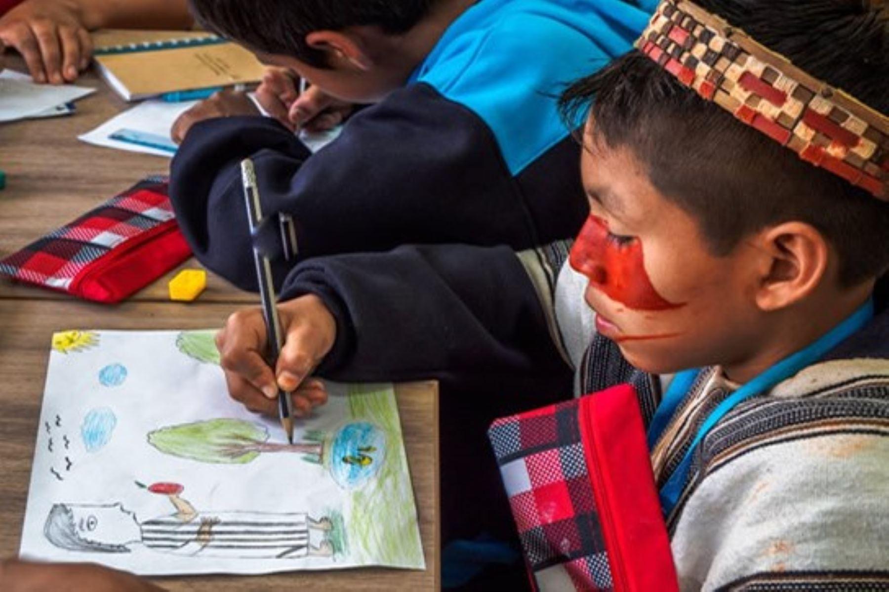 Voces del Bicentenario: Tinkuy 2021 reúne a escolares de pueblos originarios y zona rural