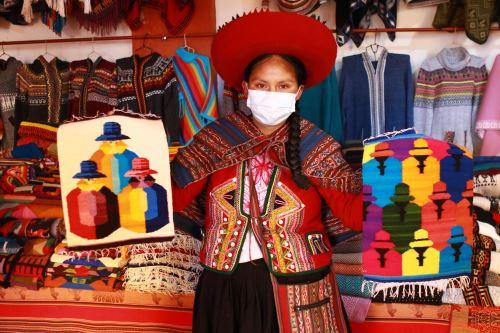 Artesanía peruana. ANDINA/Difusión
