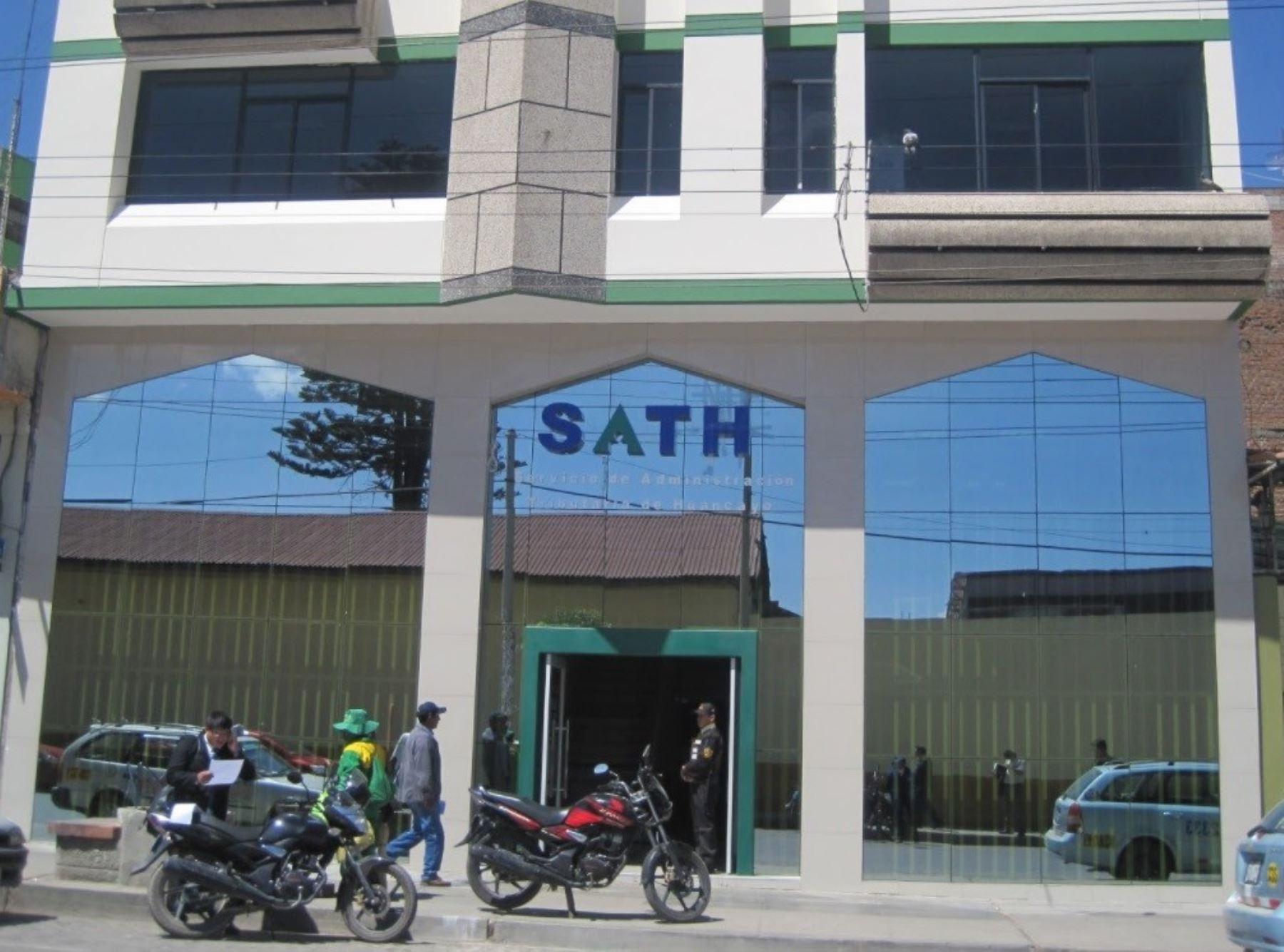 Huancayo: Contraloría afirma que Administración Tributaria contrató funcionarios en exceso