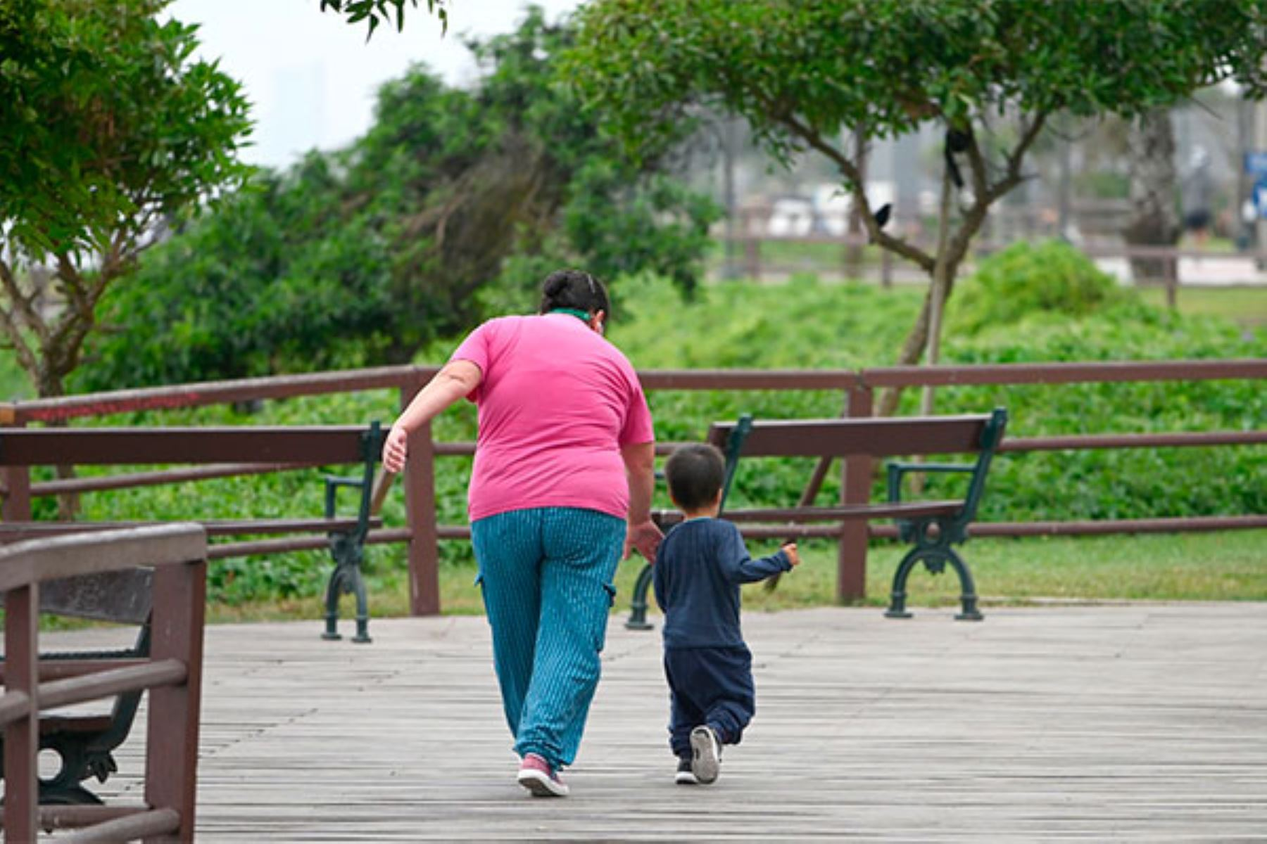 Para diagnosticarse se considera que los síntomas deben presentarse antes de los 7 años. Foto: ANDINA/MML.