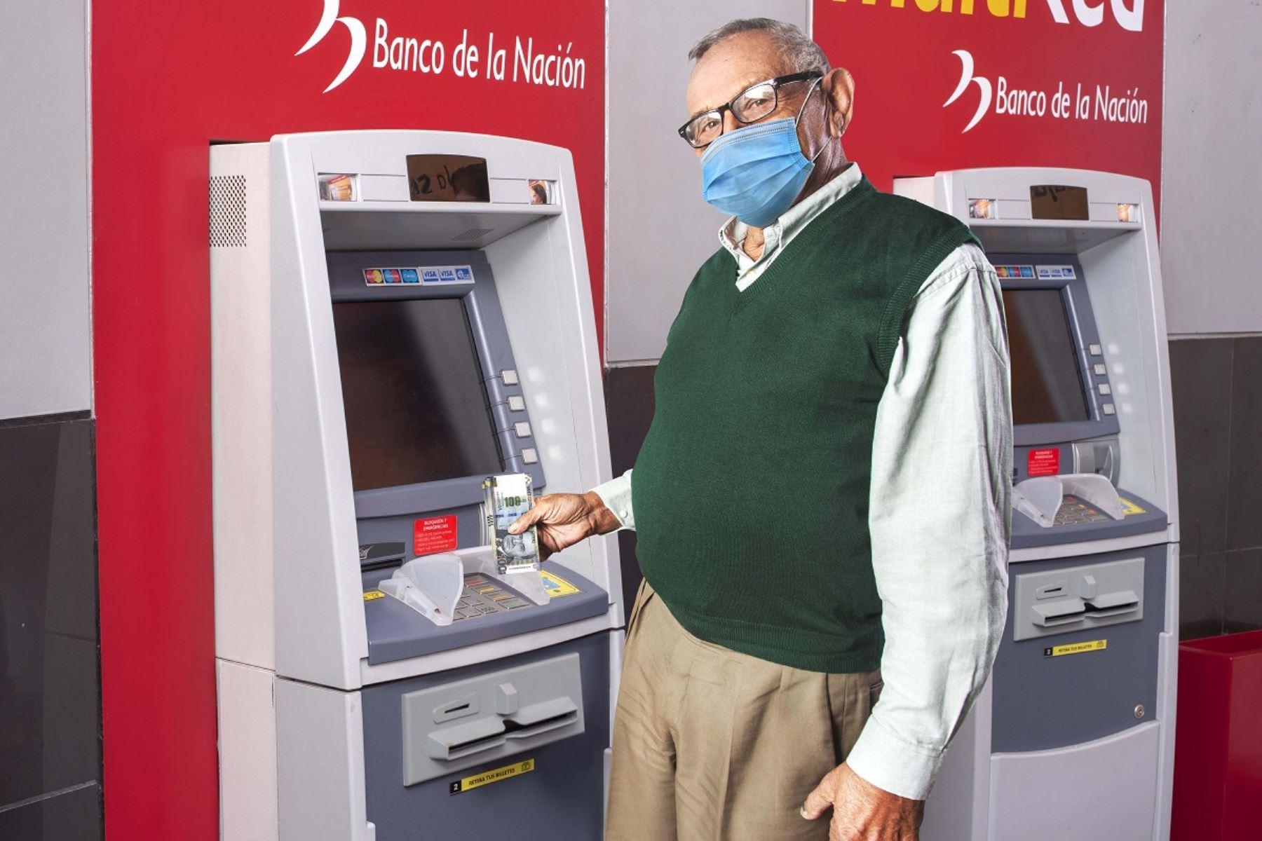 Pensionistas mineros cobrarán el 15 de julio bono complementario en BN