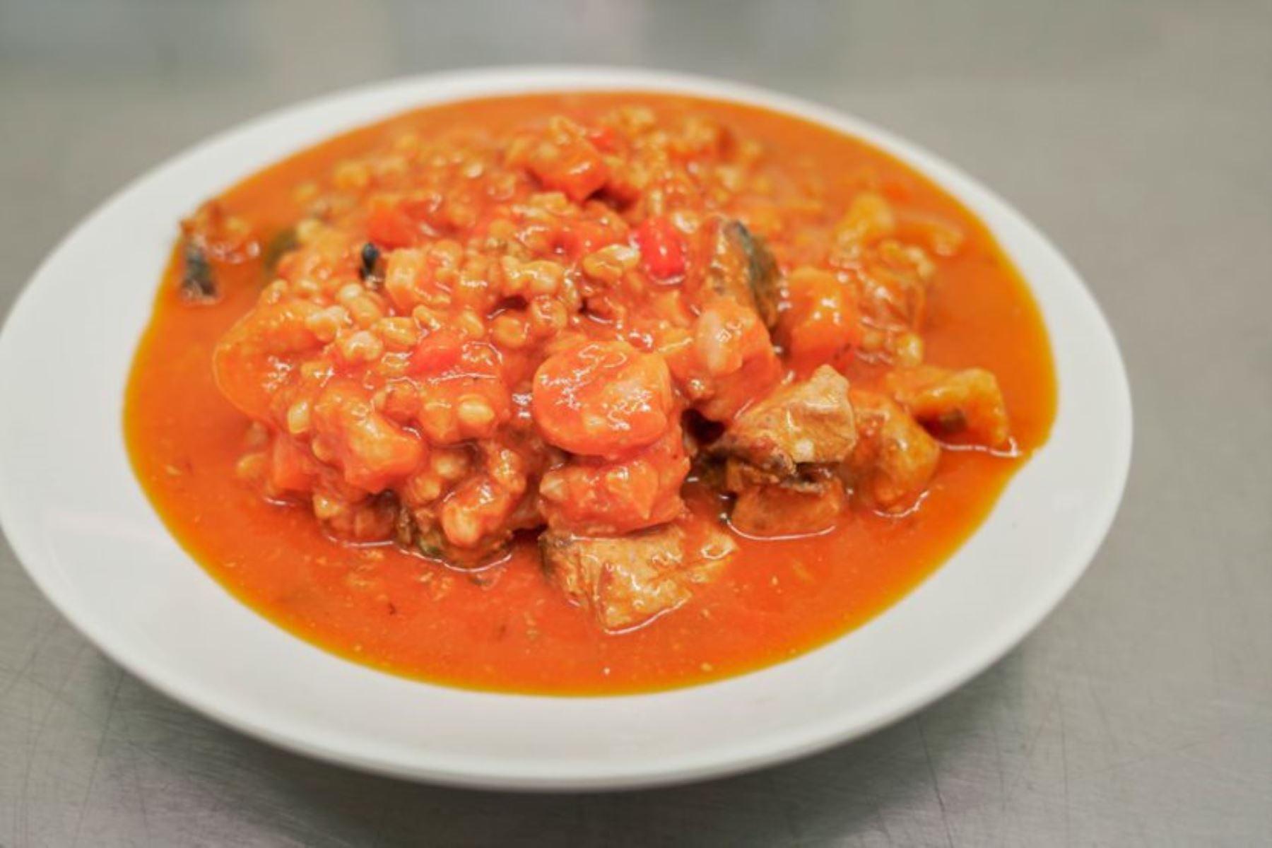 Sopas de pescado: aguadito, shámbar y sopa serrana para combatir la desnutrición