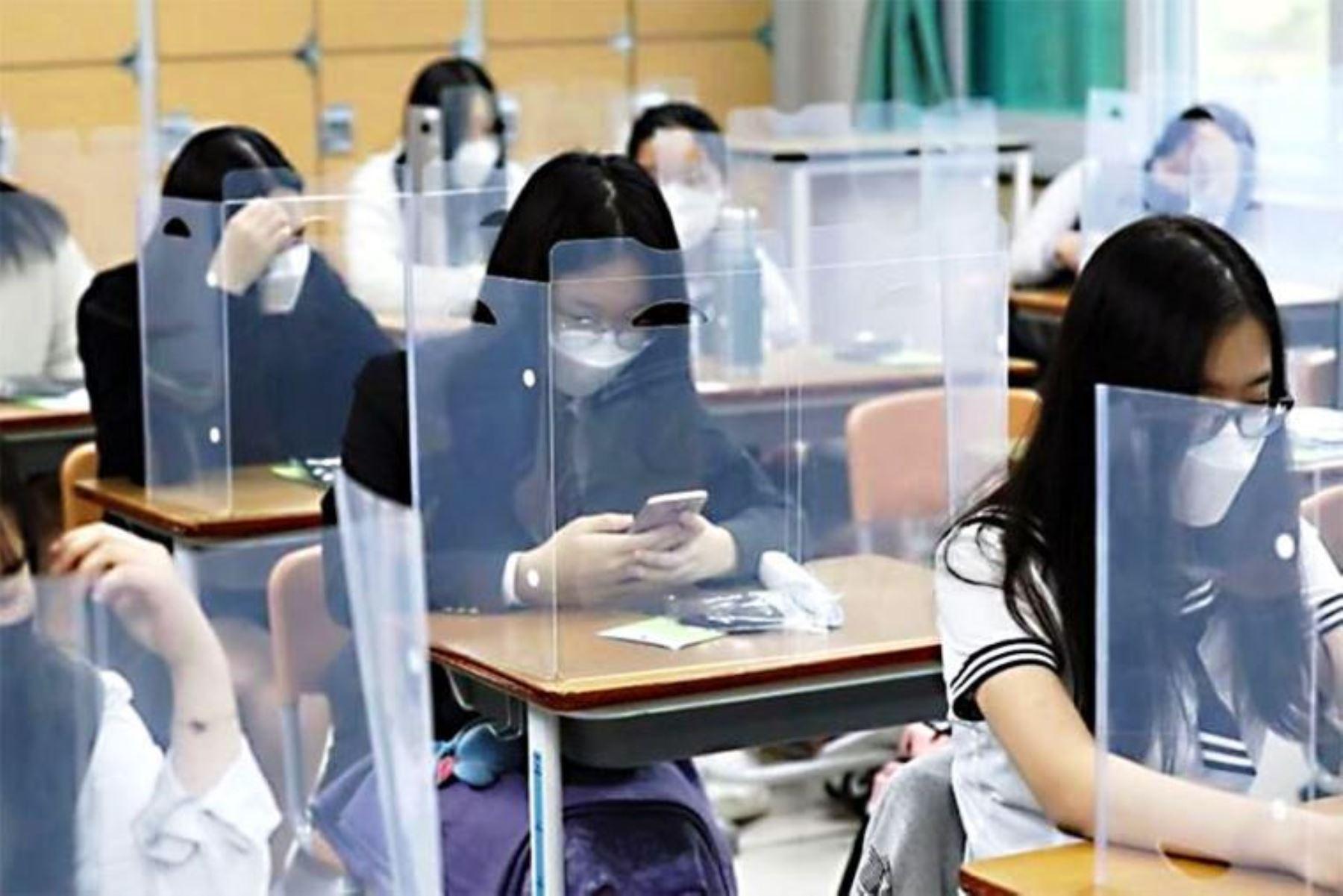 Minedu: clases semipresenciales en universidades retornarán en el primer ciclo del 2022. Foto: ANDINA/Difusión.