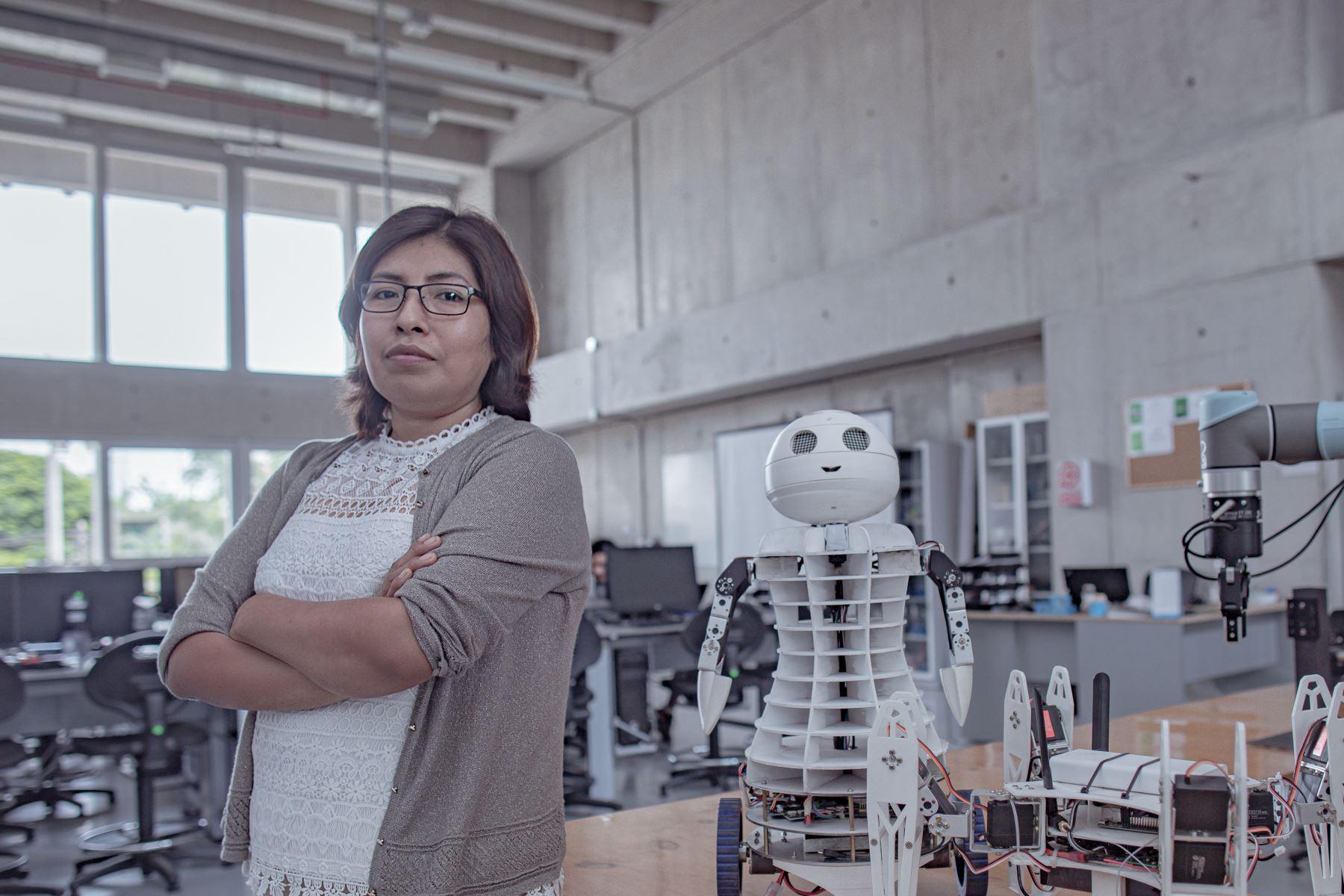 Proyecto robótico busca revolucionar la cirugía laparoscópica en el Perú