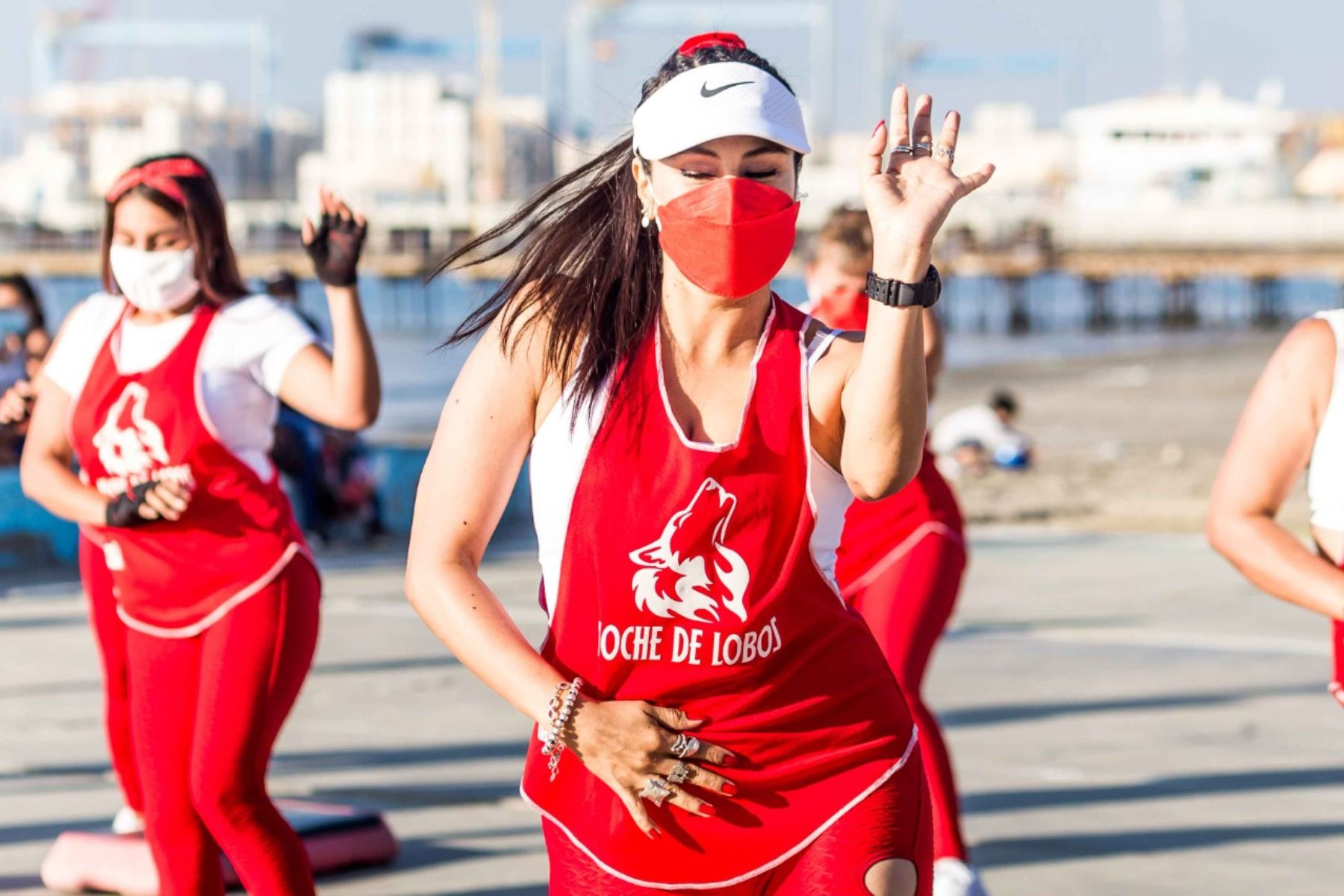 Este viernes 16 la ciudad de Paita, en Piura se moverá al ritmo de un bailetón para celebrar el Bicentenario de la Independencia de Perú. Foto: Tatiana Gutiérrez