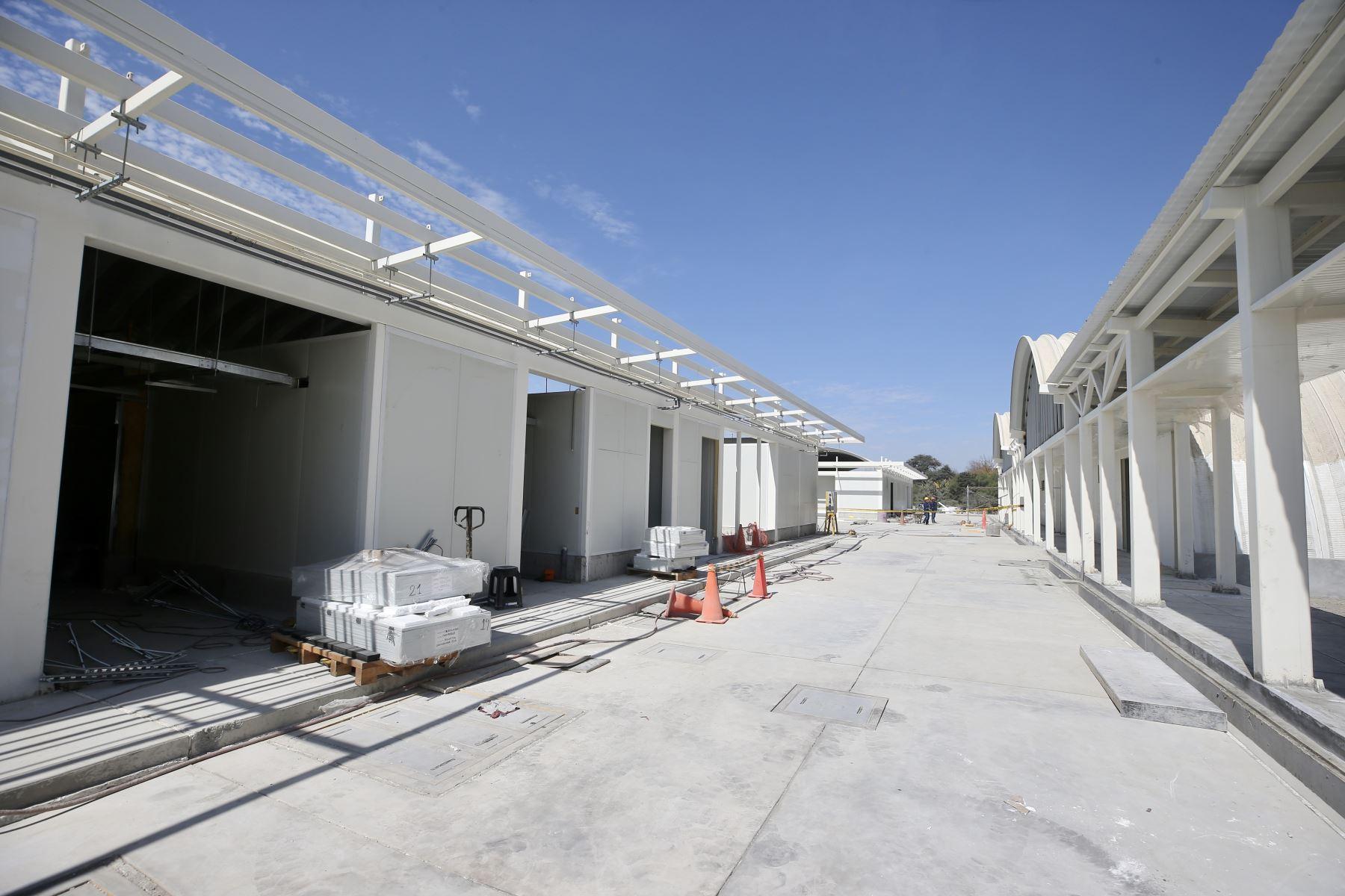 Ica: primer hospital modular del país será culminado e inaugurado en las próximas semanas