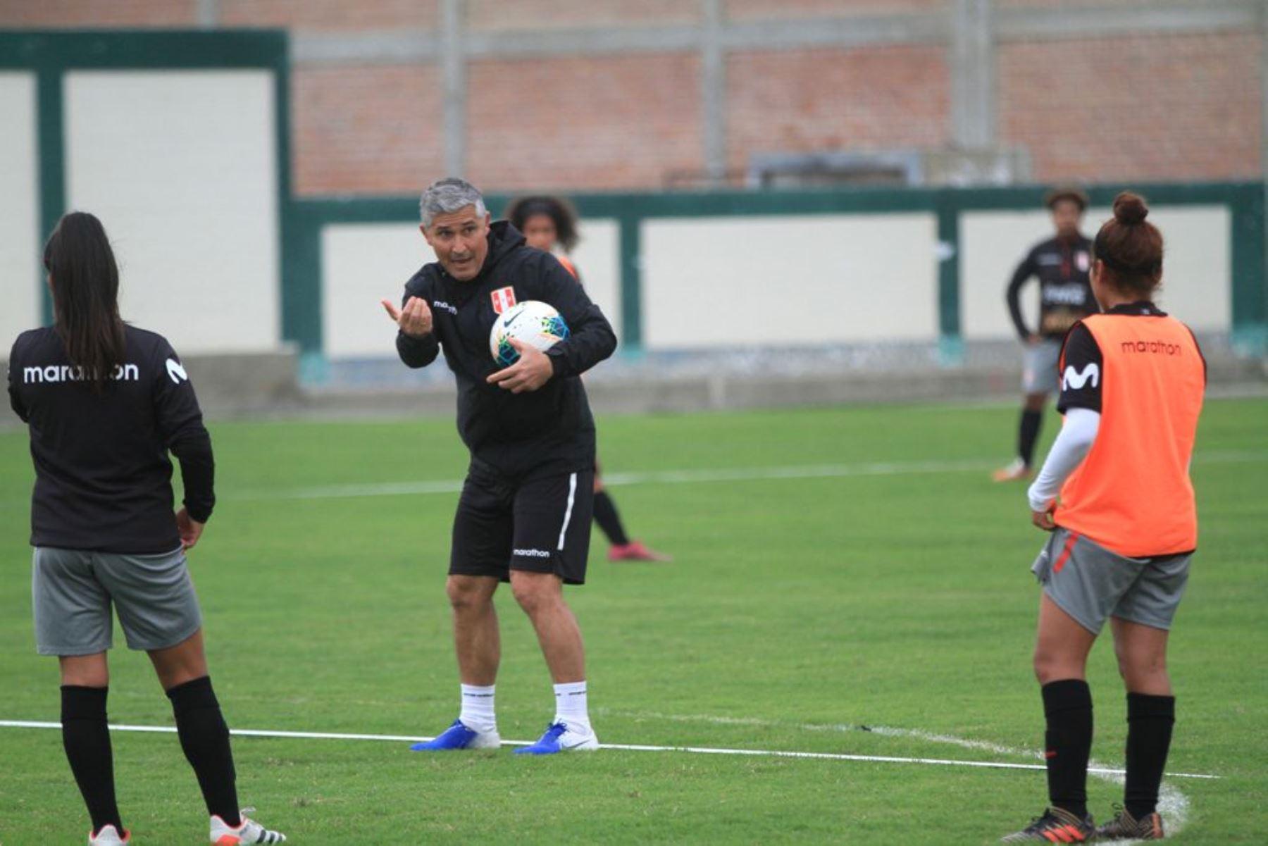 Selección peruana femenino enfrentará a Paraguay en partidos amistosos