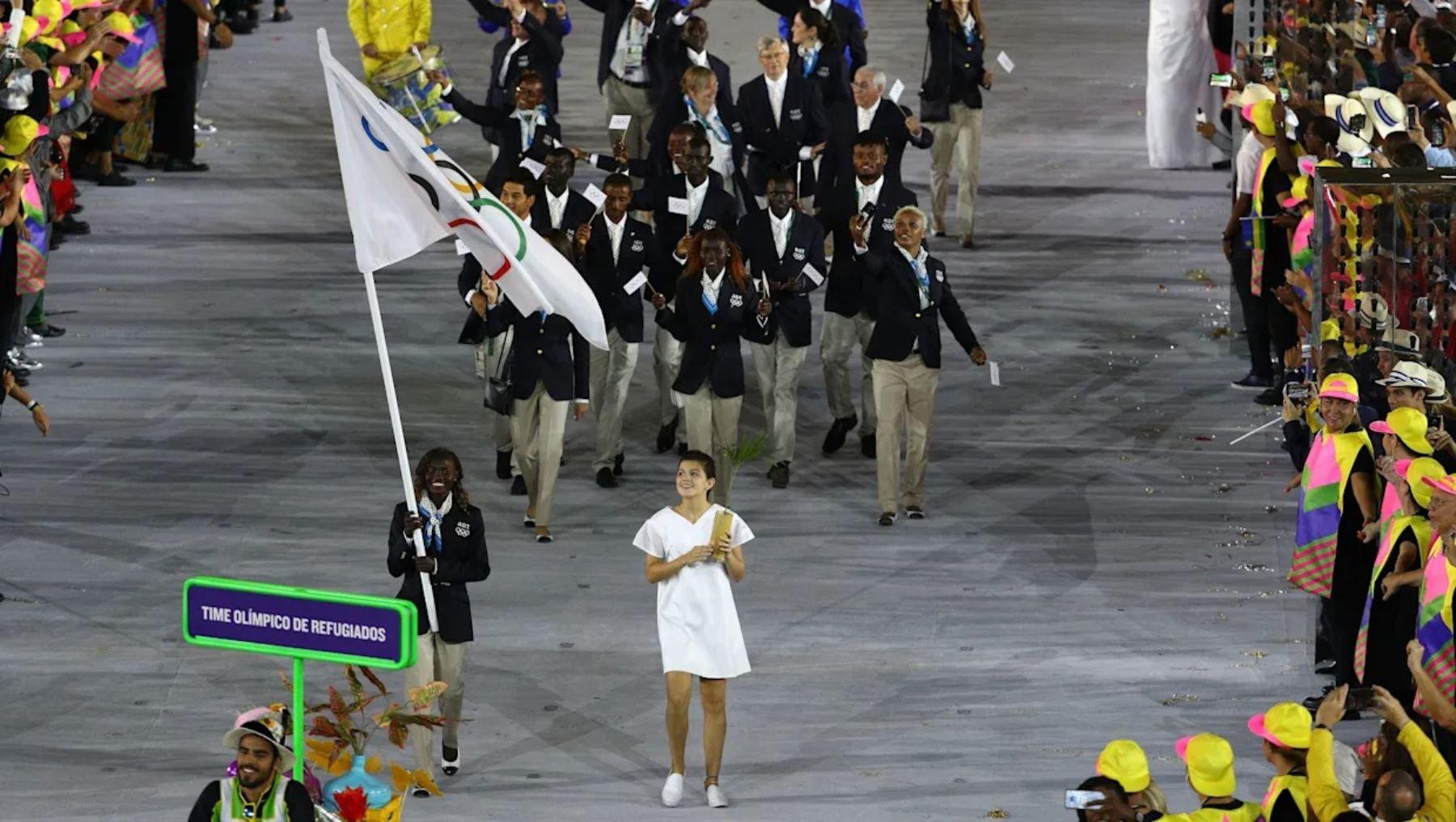 """Equipo Olímpico de Refugiados, una \""""fuente de inspiración\"""" en los juegos de Tokio"""