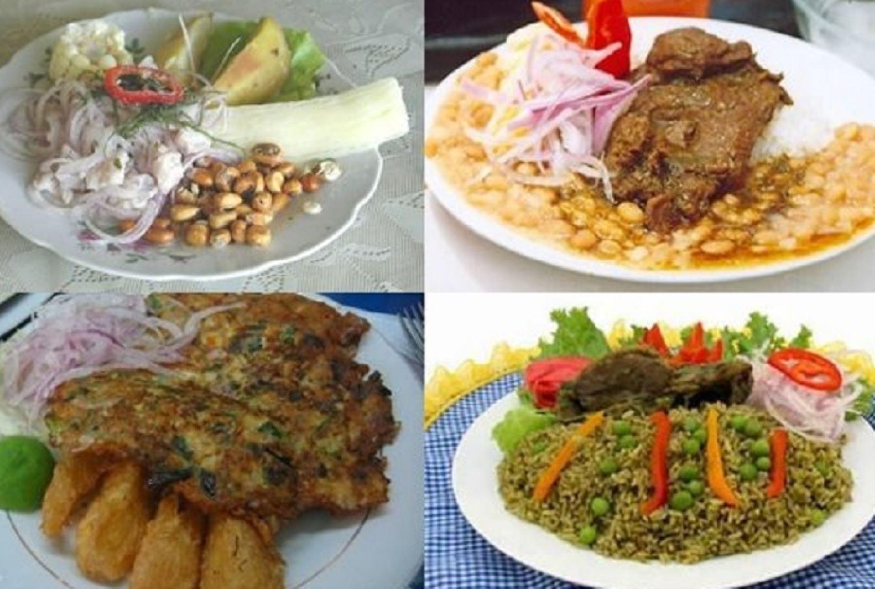 Bicentenario: conoce y saborea los platos bandera de la variada cocina de Lambayeque