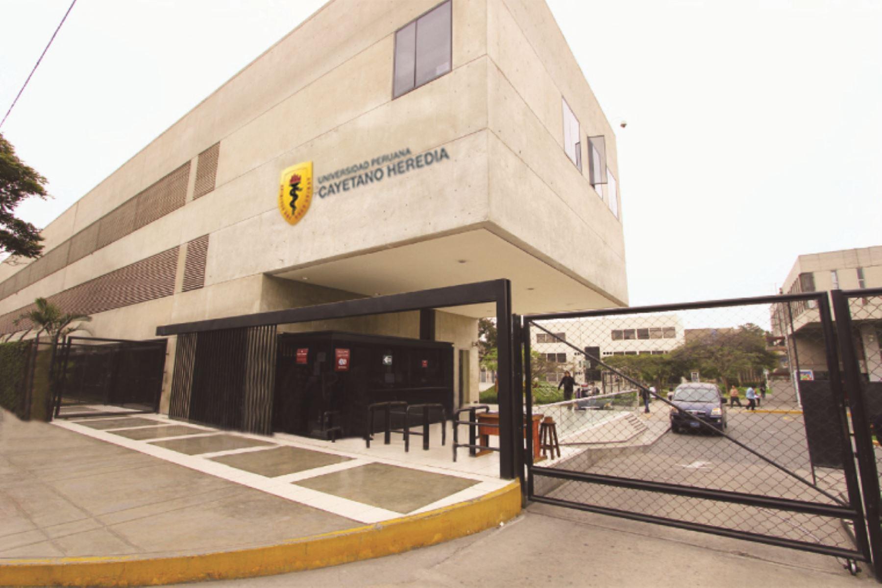 La Universidad Peruana Cayetano Heredia concluyó los procesos administrativos en torno al ensayo clínico de Sinopharm. Foto: ANDINA/difusión.