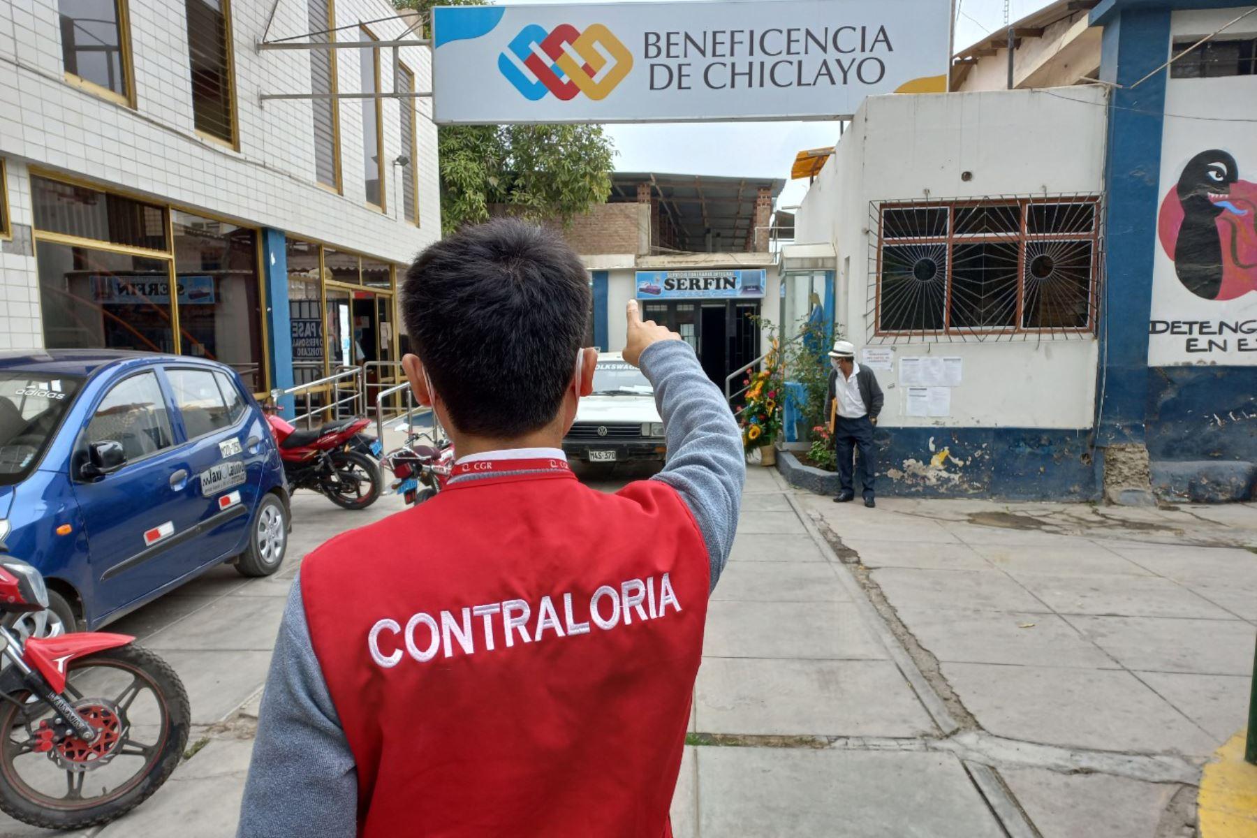 Recomiendan acciones legales contra exfuncionarios de la Beneficencia de Chiclayo