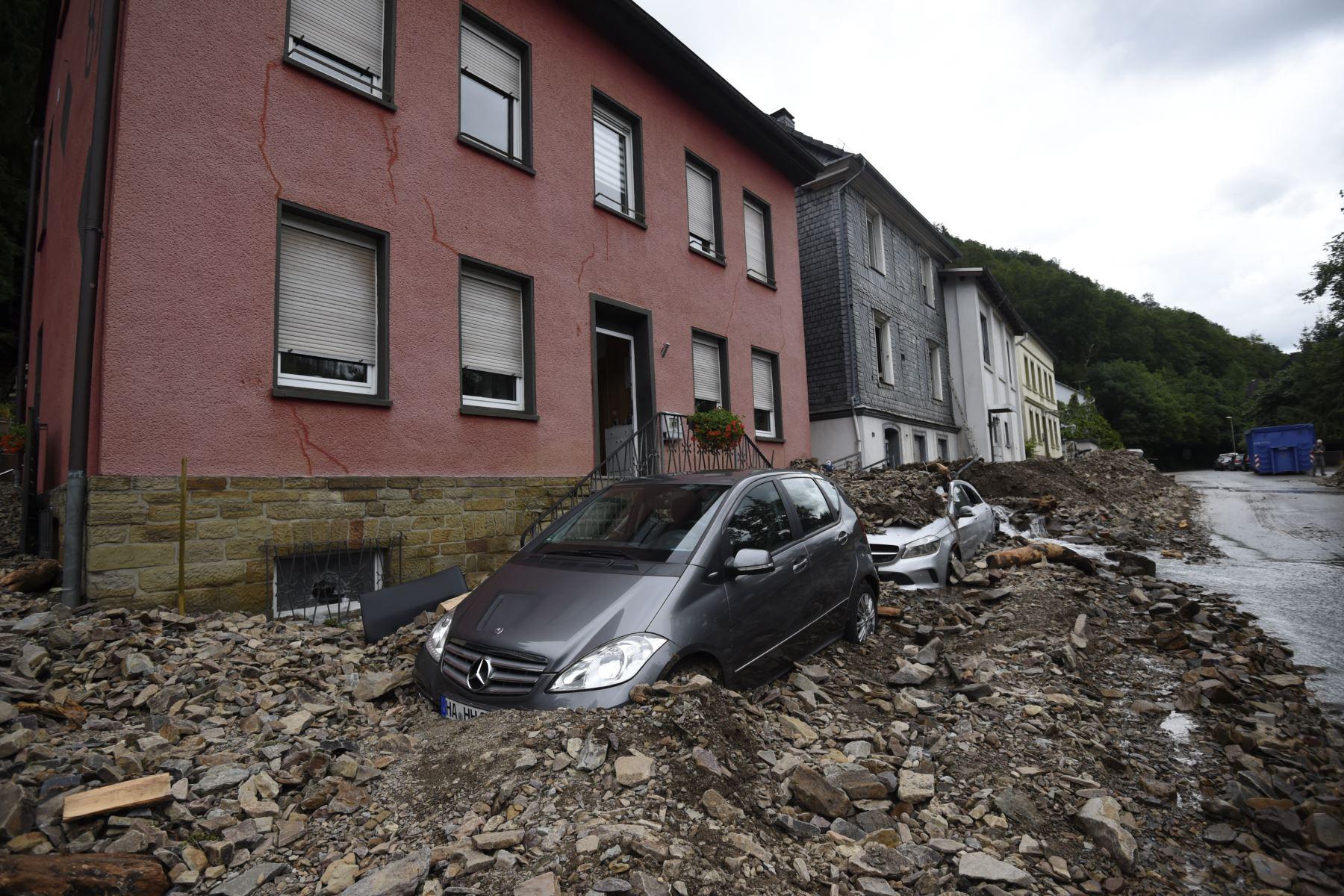 Perú expresa condolencias y solidaridad a Alemania y Bélgica por desastres naturales