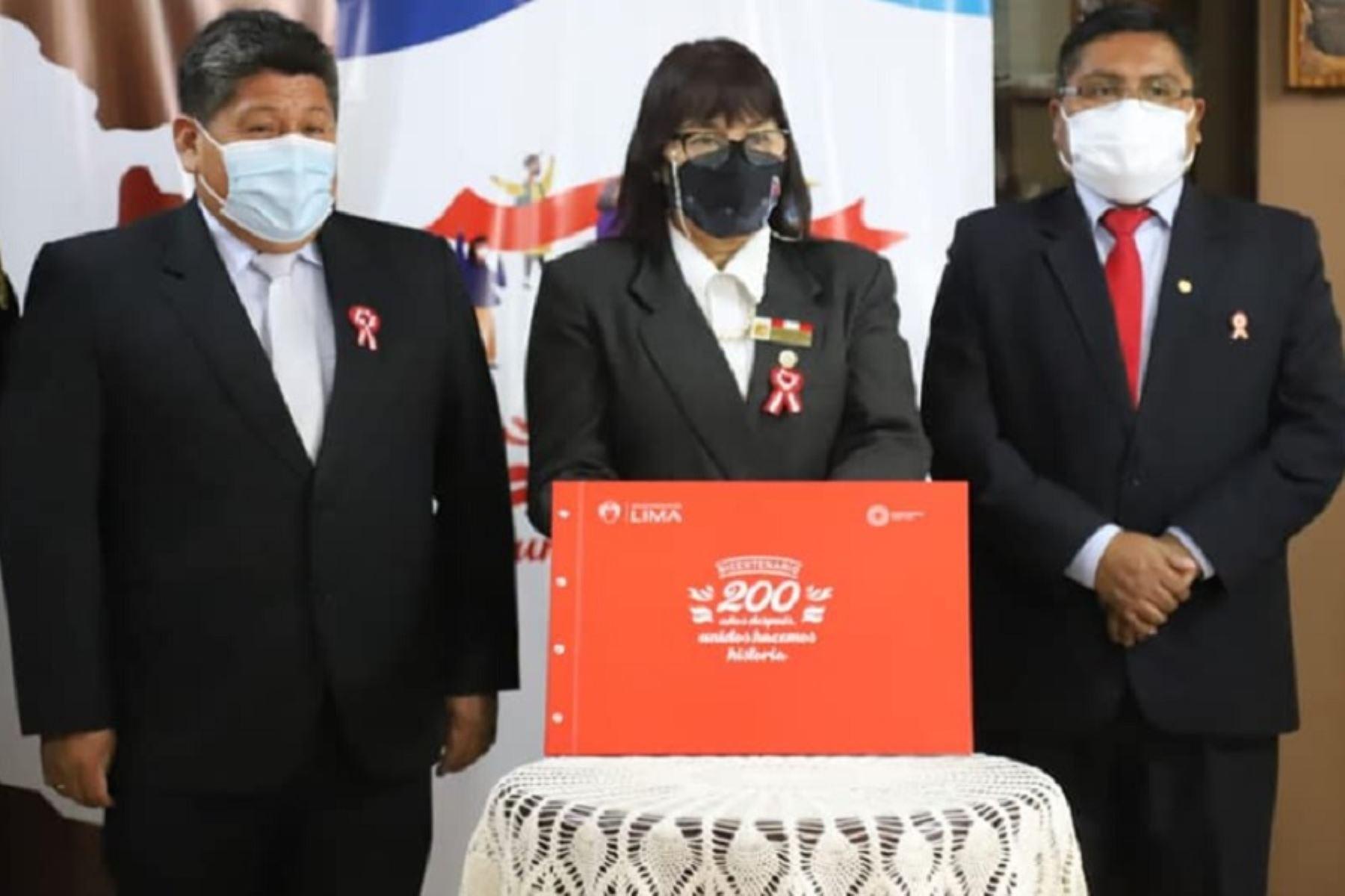 Bicentenario: Tacna ya celebra el aniversario patrio y suscribe el Acta de Independencia