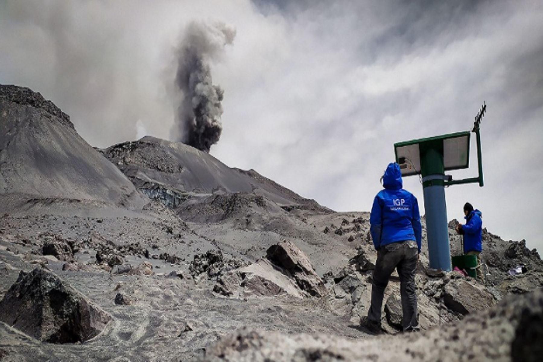 El Perú contará próximamente con un moderno Centro Vulcanológico Nacional