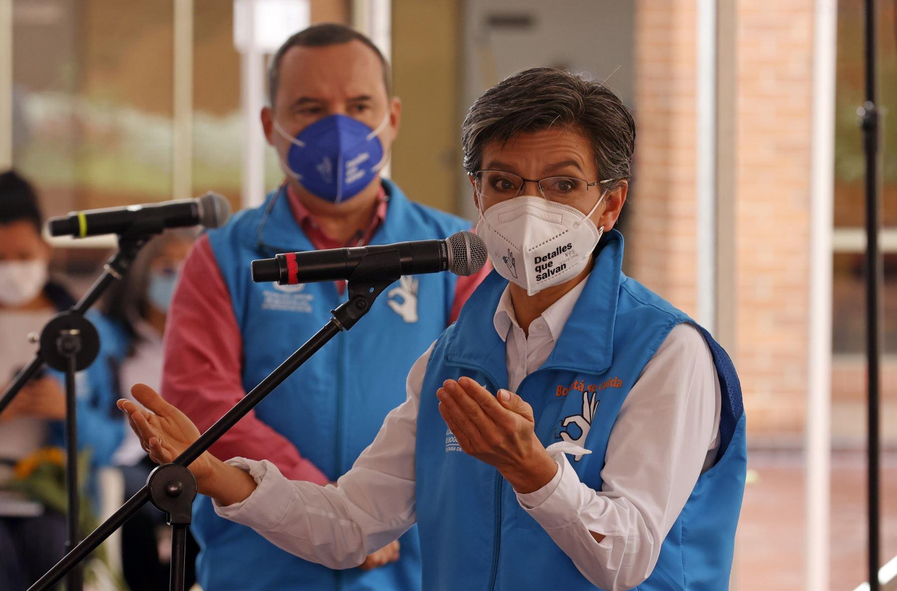 Bogotá sale de la alerta roja después de tres meses en emergencia por covid