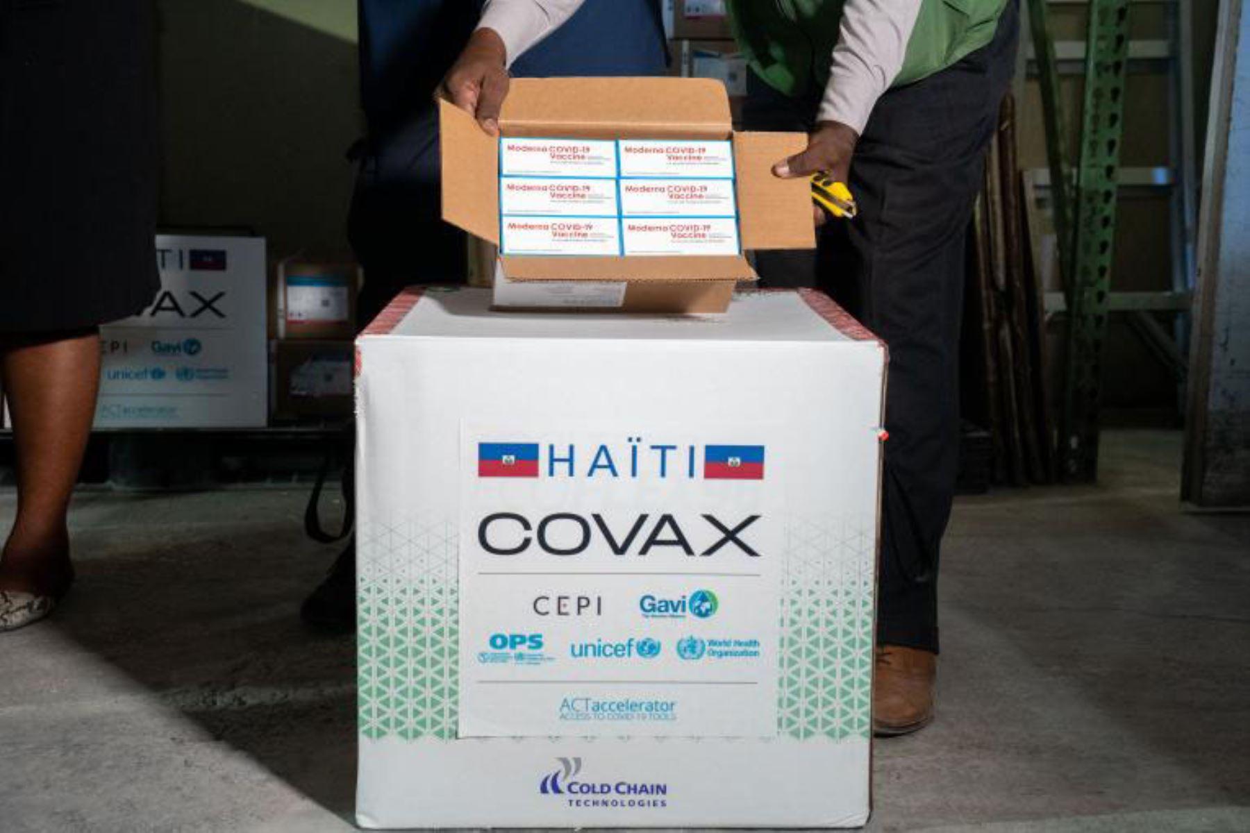 La pandemia ha golpeado relativamente poco a Haití, aunque se debe tener en cuenta la escasa capacidad del país para realizar pruebas. Foto: AFP