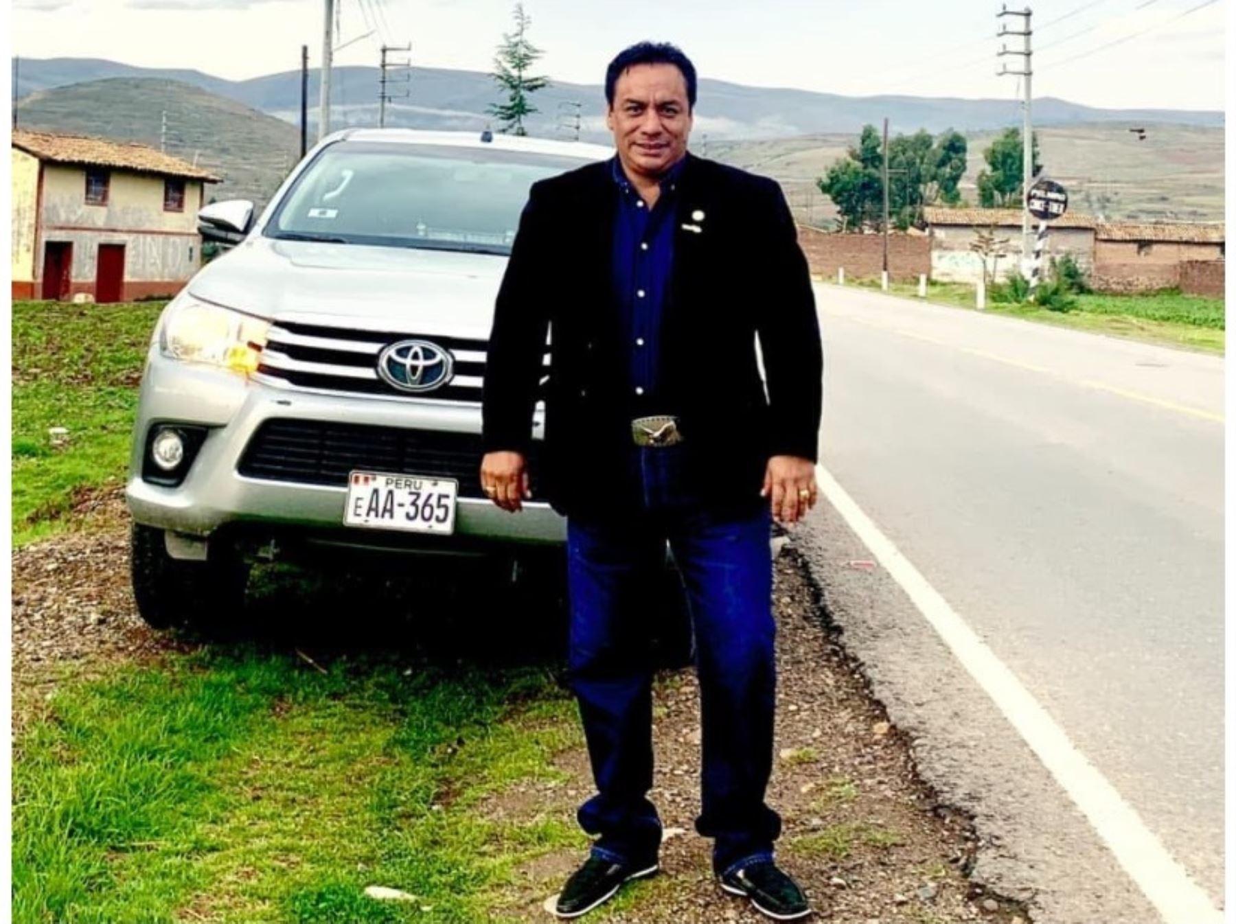 El alcalde provincial de Satipo, Iván Olivera Meza, fue detenido por sus presuntos vínculos con una organización criminal.