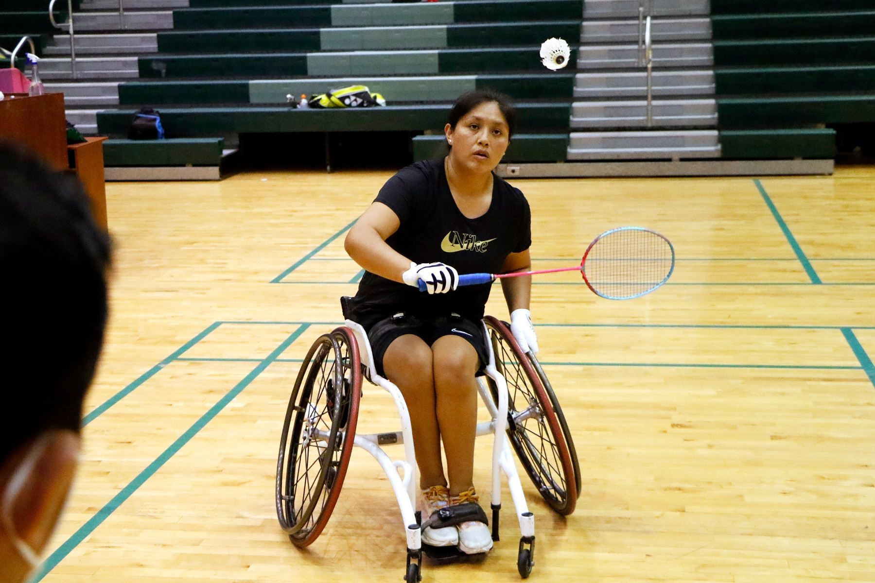 ¡Histórico! Paradeportista Pilar Jáuregui clasifica a los Juegos Paralímpicos Tokio 2020