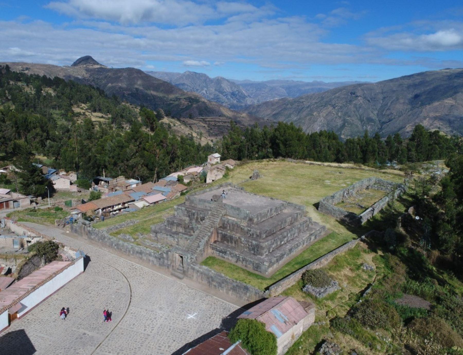 Ayacucho: Sunarp inscribe cuatro sectores del complejo arqueológico Vilcashuamán