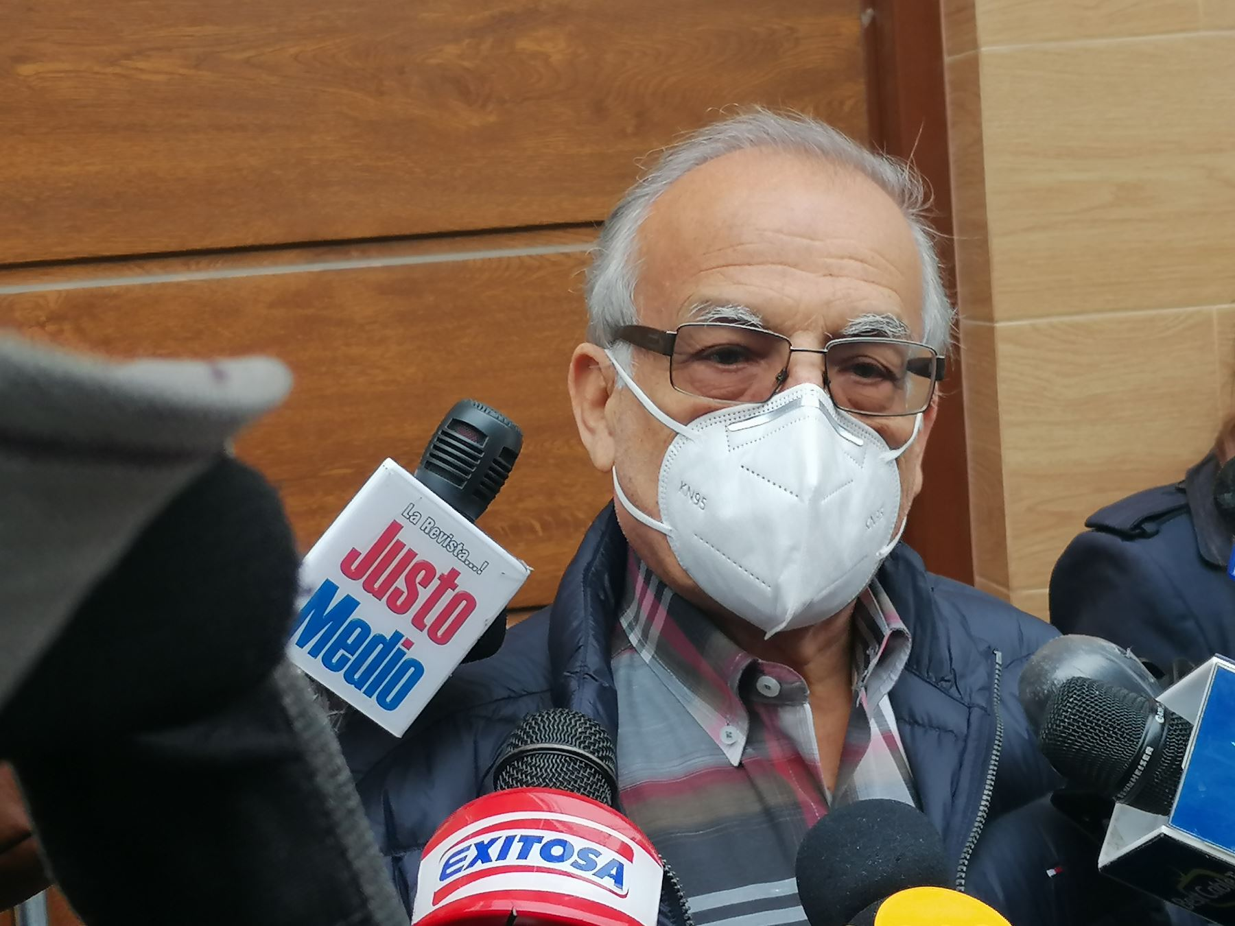 Objetivo principal del Pedro Castillo es que se vacunen todos los peruanos