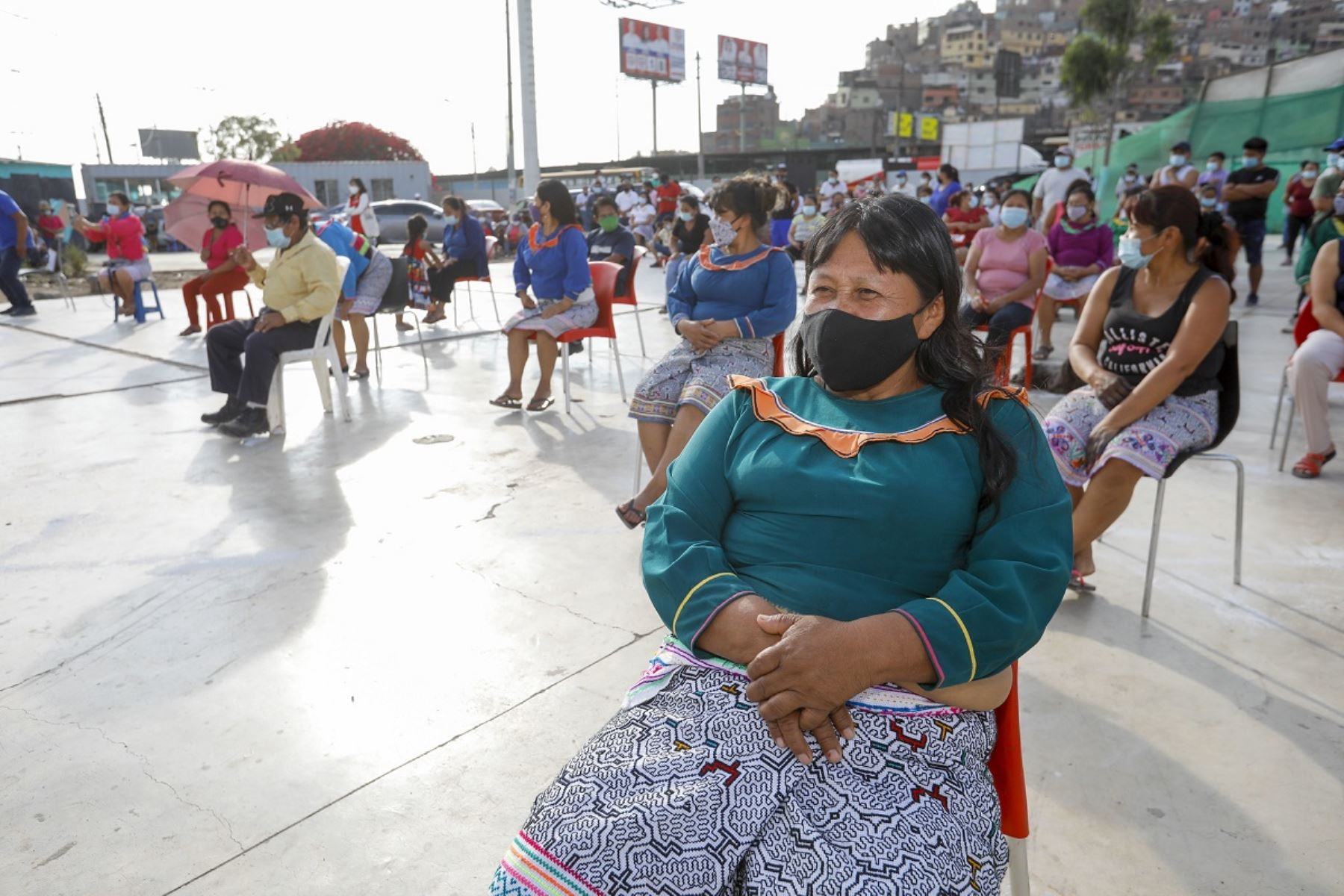 Lanzan convocatoria de Techo Propio para que familias de Cantagallo adquieran inmueble