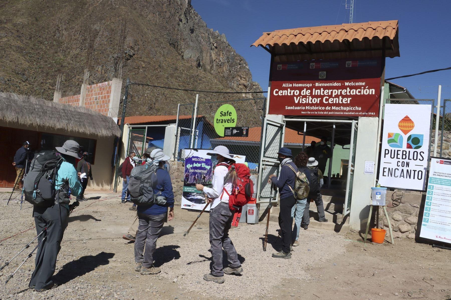 En el recorrido por el Centro de Interpretación Piscacucho se puede apreciar una impresionante exposición sobre la biodiversidad andina y amazónica en el Santuario Histórico Machu Picchu. Foto: ANDINA/difusión.