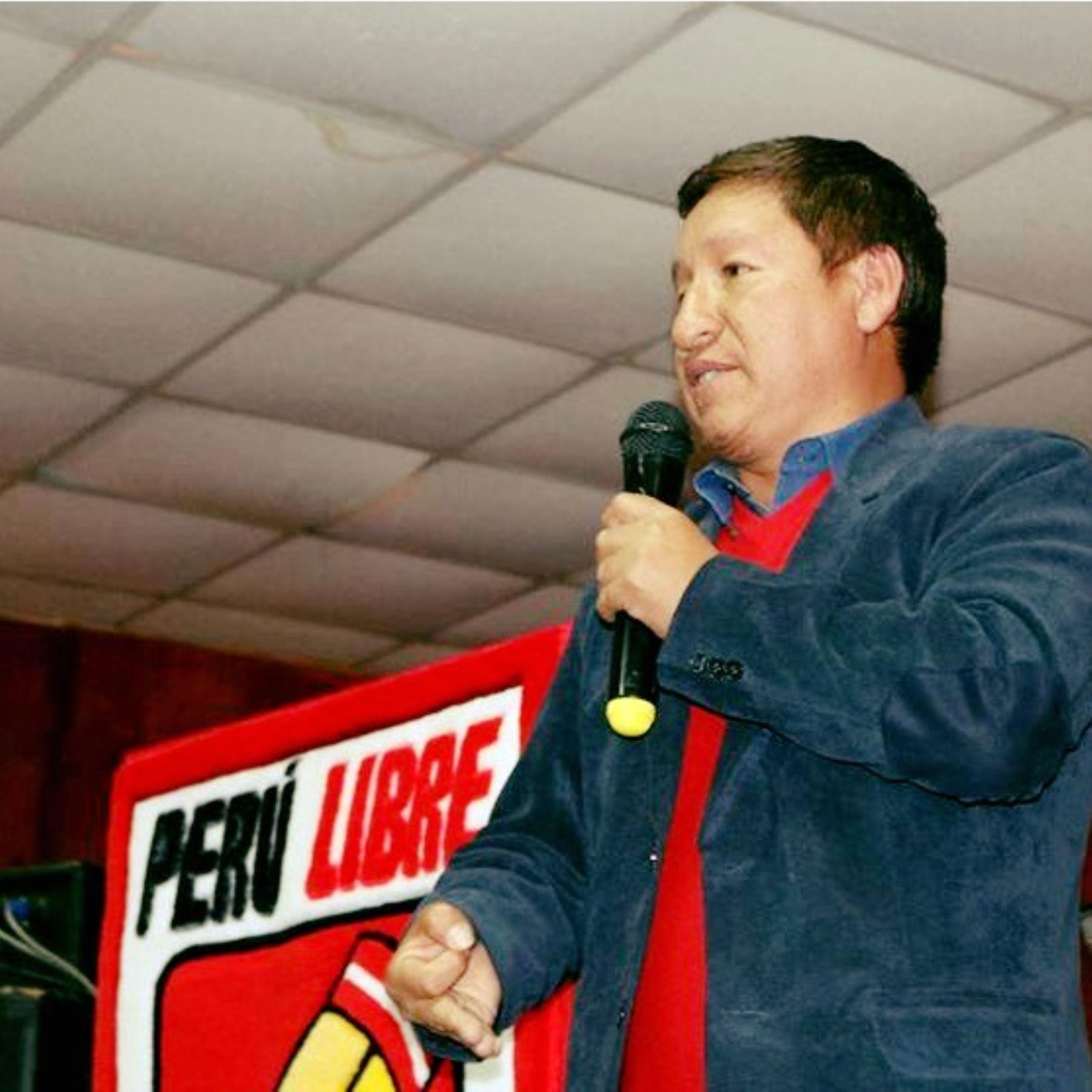 Perú Libre buscará conversar con Fuerza Popular, dice congresista electo