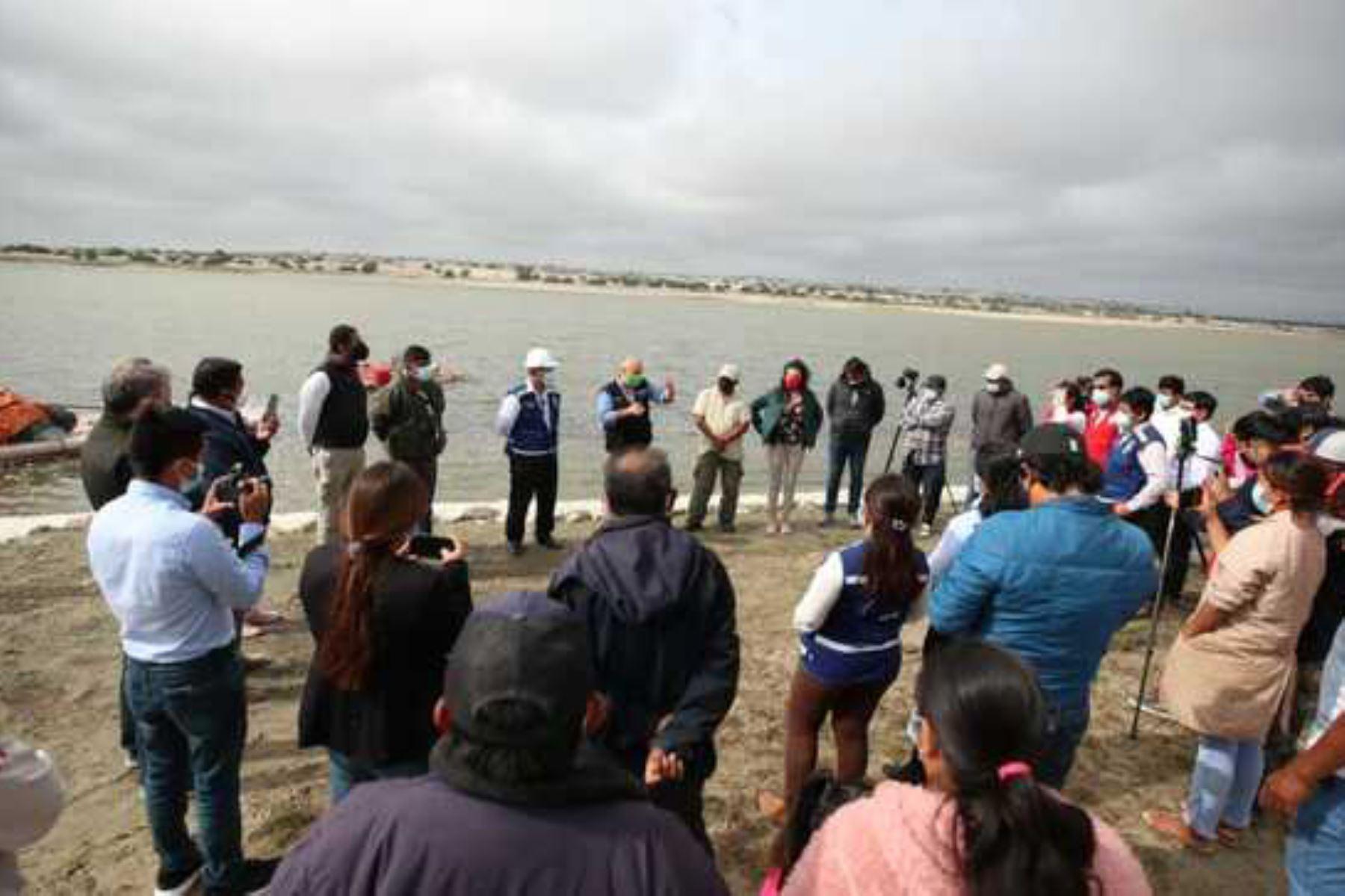 Estuario de Virrilá, el humedal en medio del desierto, tendrá categoría de sitio Ramsar