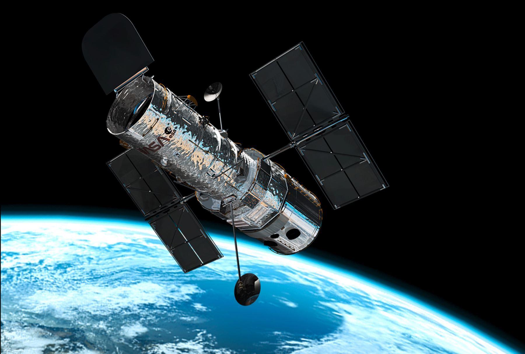 La NASA logra reactivar el famoso telescopio espacial Hubble
