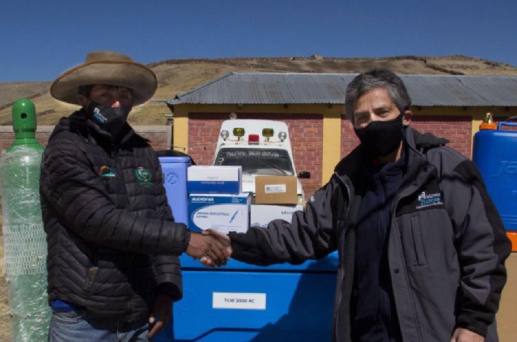 Arequipa: vacunarán casa por casa contra covid-19 a pobladores de zona altoandina