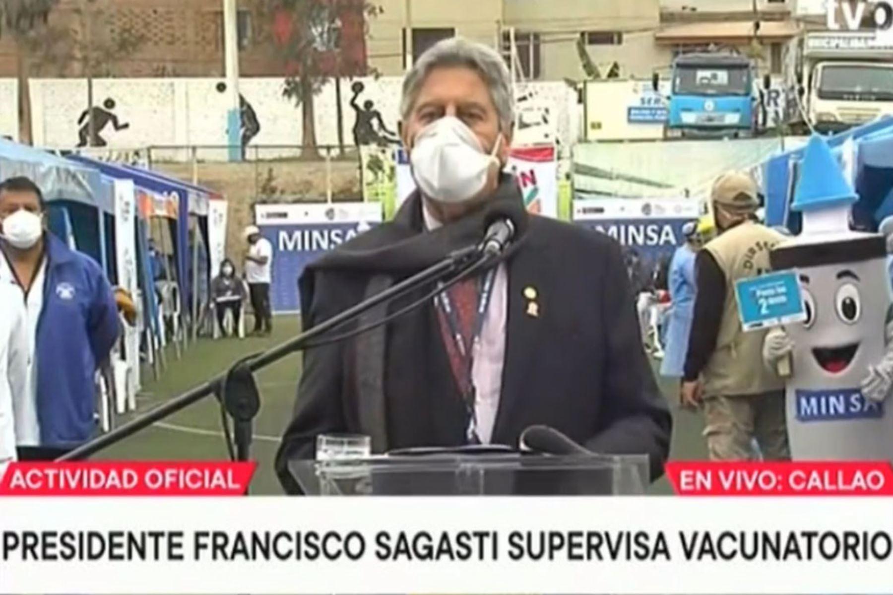 Presidente: todas las vacunas adquiridas son el mejor escudo contra el covid-19