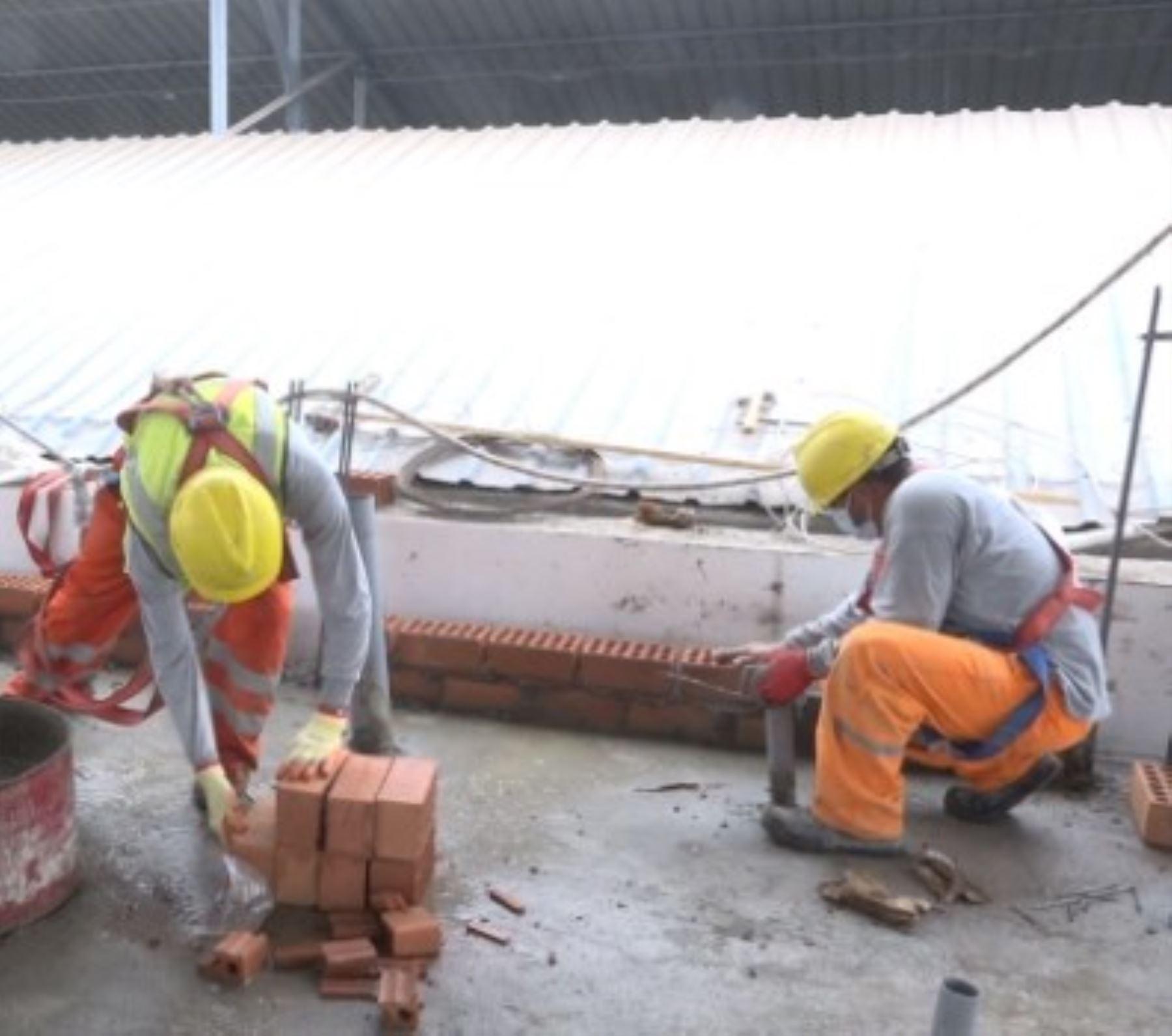 Construcción: 21 de julio cierran inscripciones a cursos gratis de Sencico
