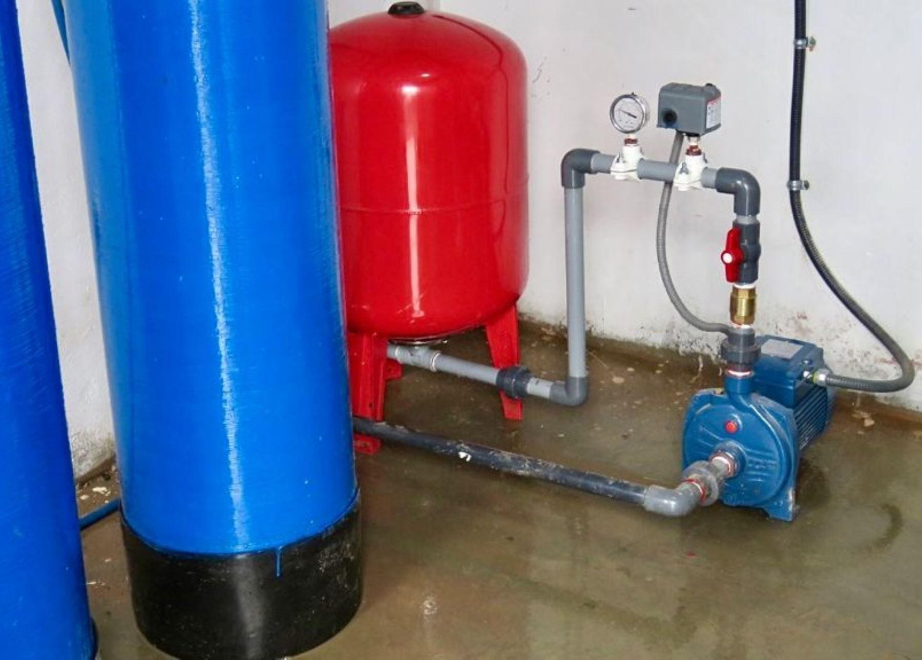 Ica: instalan plan de tratamiento de agua especial para remover el arsénico en Humay