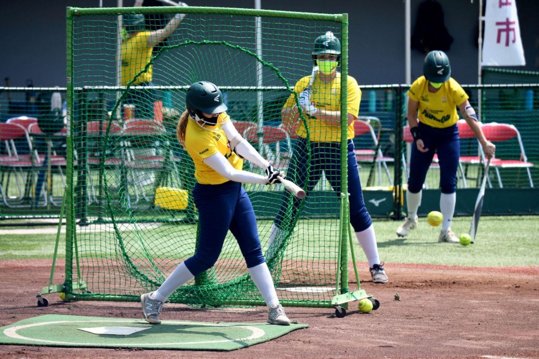 Tokio 2020: El sóftbol abre el programa deportivo de los Juegos Olímpicos