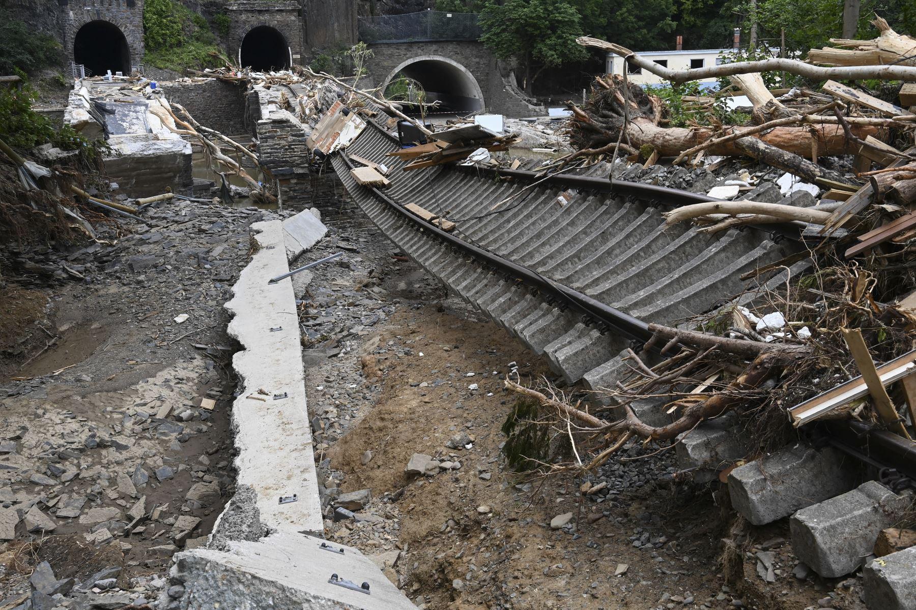 Alemania destina ayudas rápidas de 400 millones a afectados por inundaciones