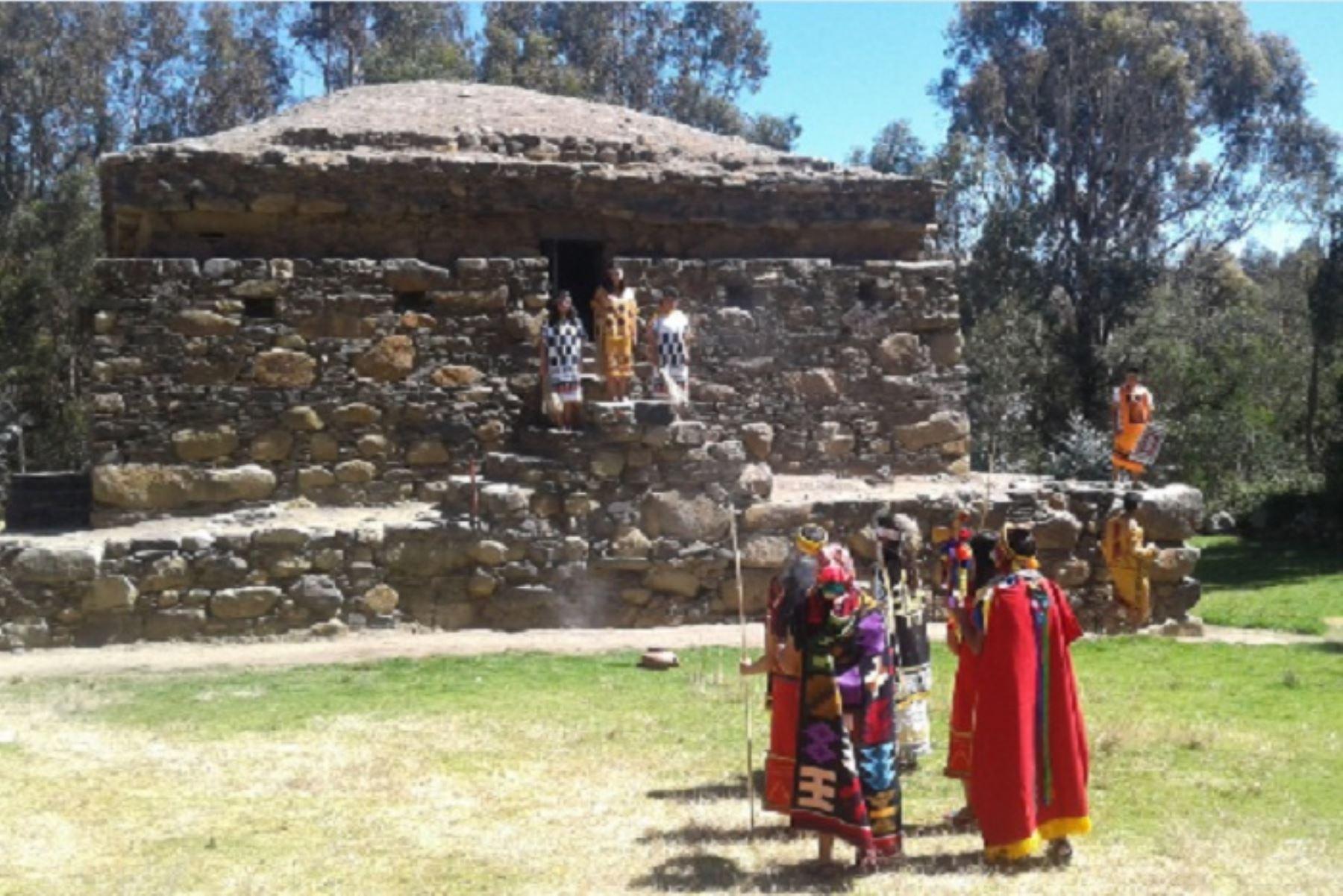 Huaraz: vuelve el Festiwarq presencial en el complejo arqueológico de Ichic Willcahuain