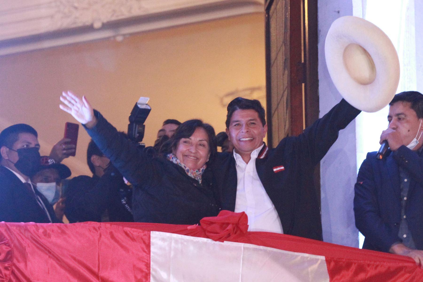 Comex Perú expresa sus saludos al Presidente electo Pedro Castillo