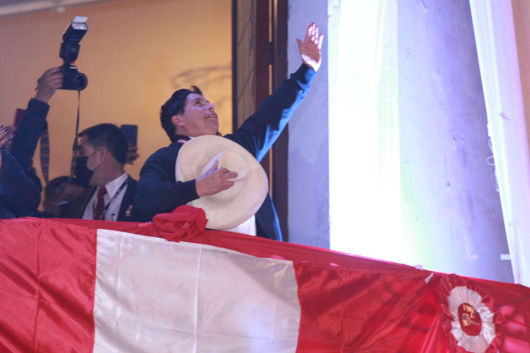 IPAE Asociación saluda al Presidente electo Pedro Castillo