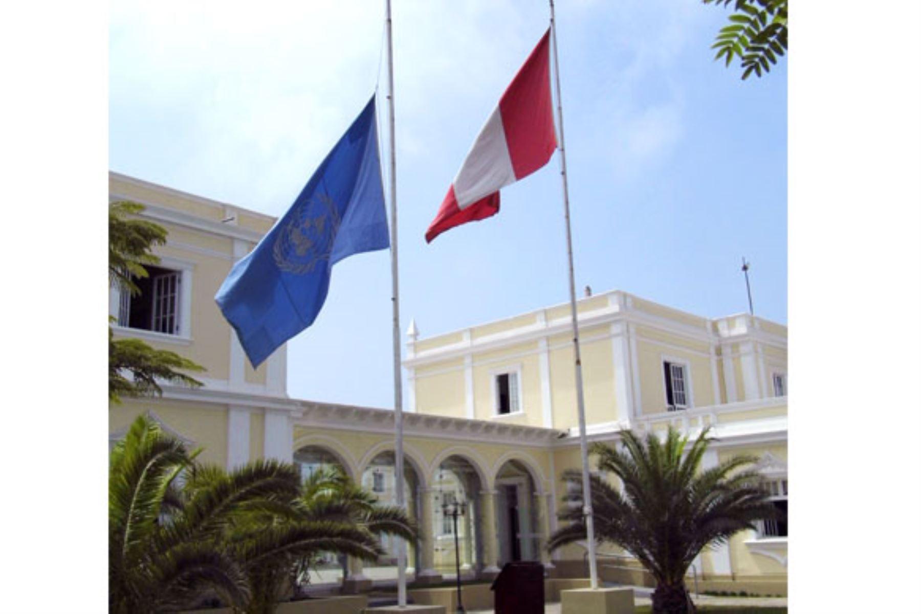 Naciones Unidas saluda al pueblo peruano por su compromiso democrático