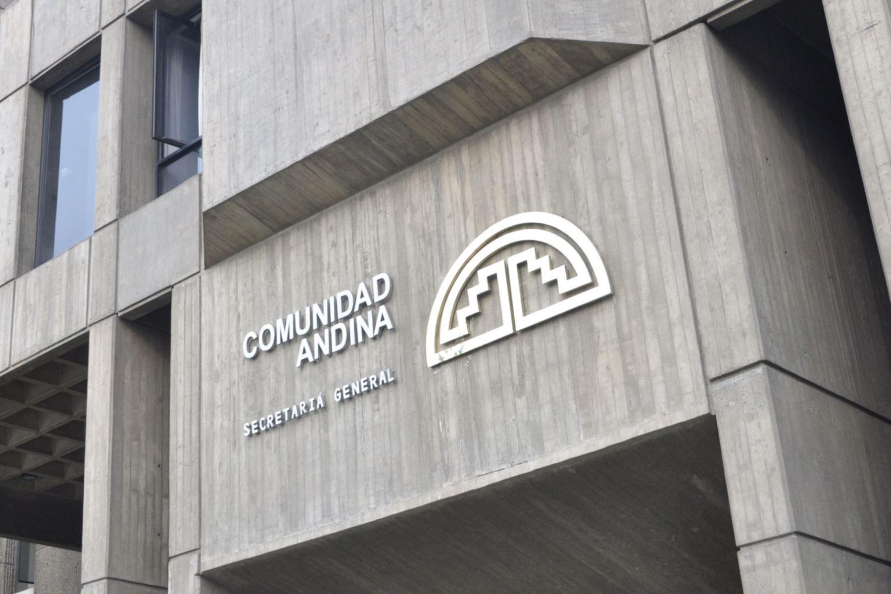 Secretaría General de la Comunidad Andina felicita al presidente electo, Pedro Castillo