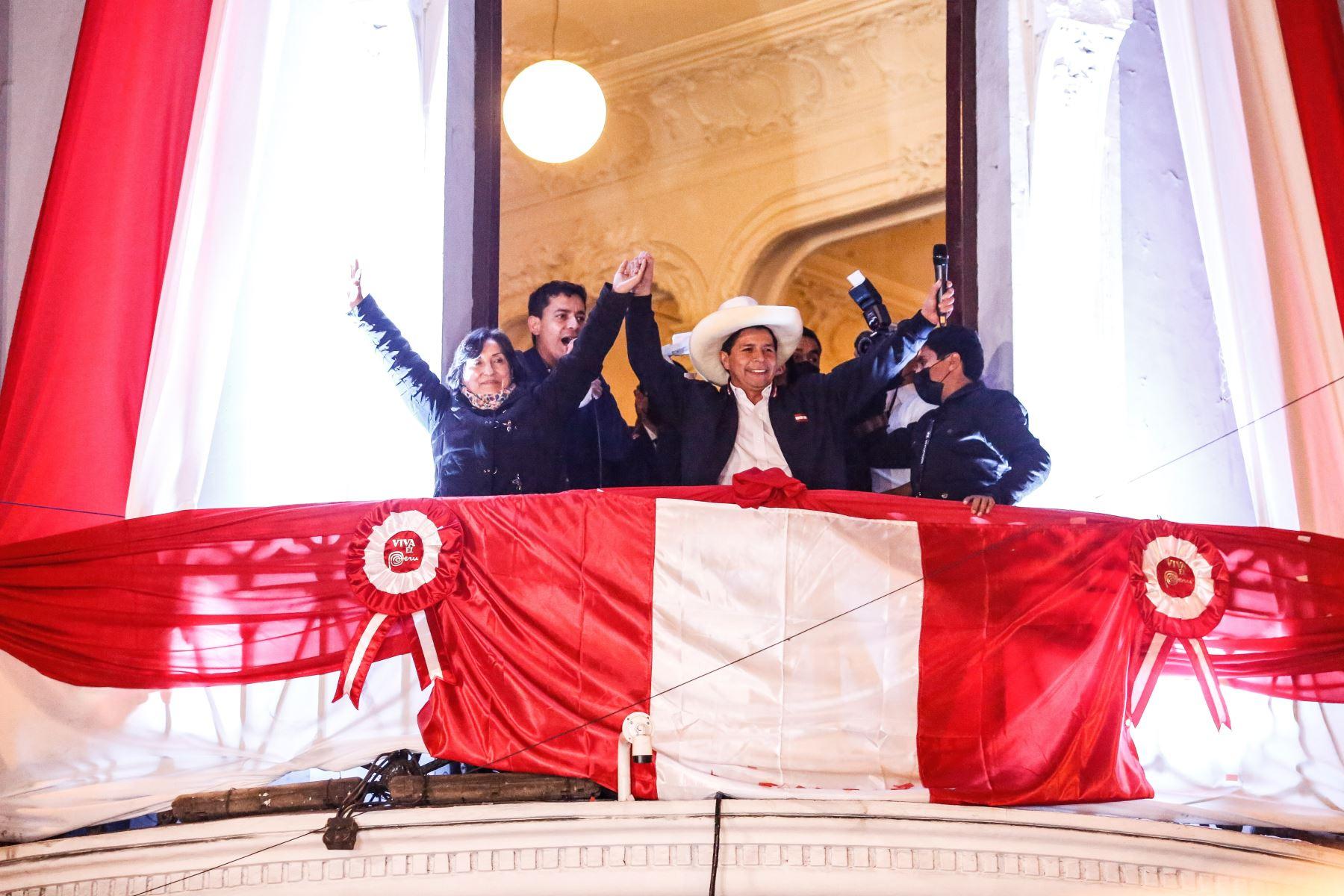 JNE oficializa proclamación de Pedro Castillo como presidente electo