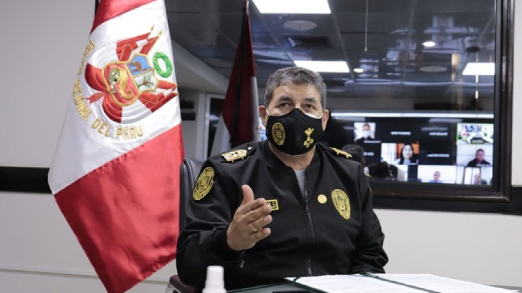 Autoridades de Colombia, Ecuador y Perú dialogan sobre violencia hacia mujer