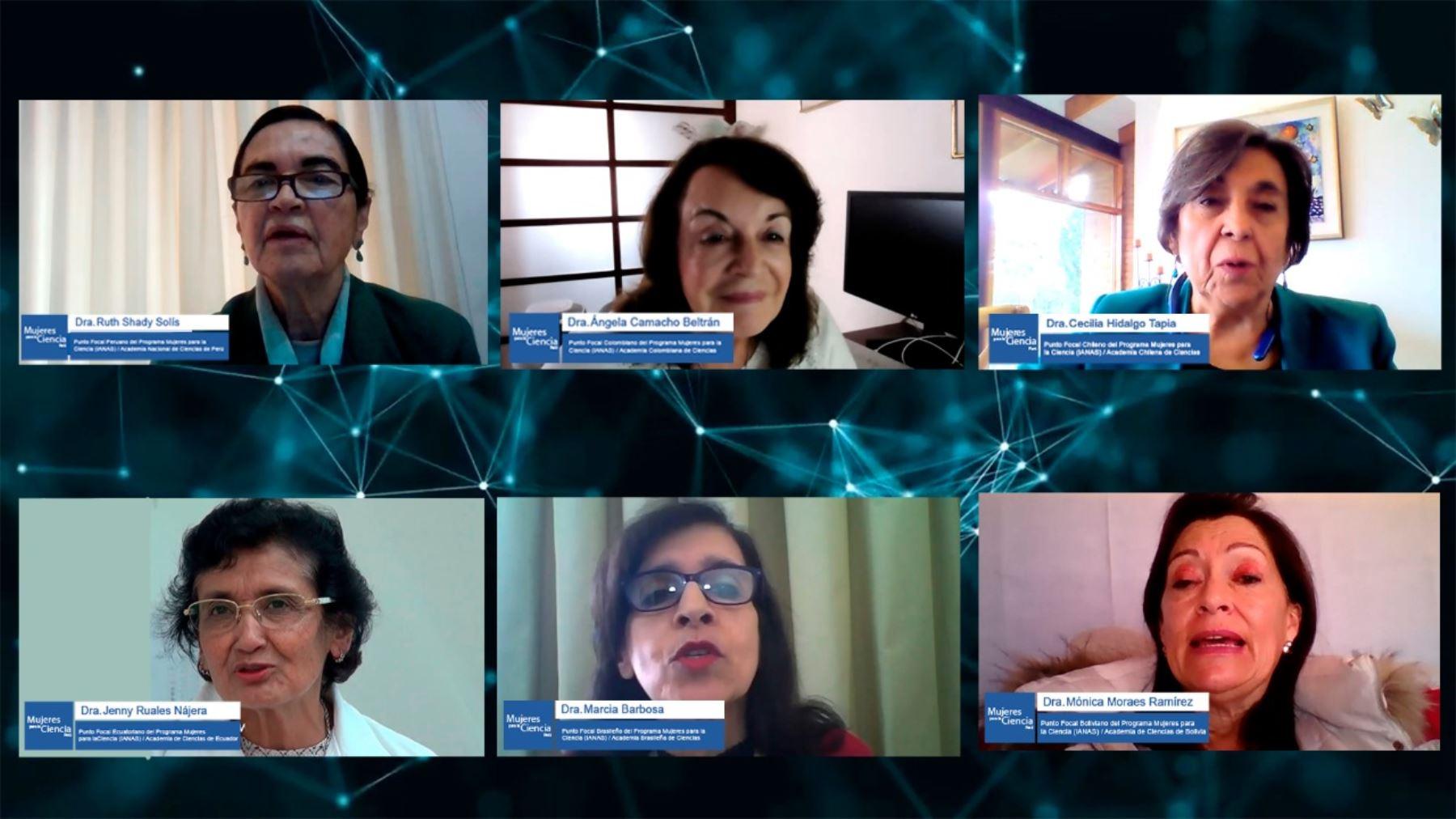 Caral: investigadoras se unen para empoderar a mujeres científicas de macrorregión norte