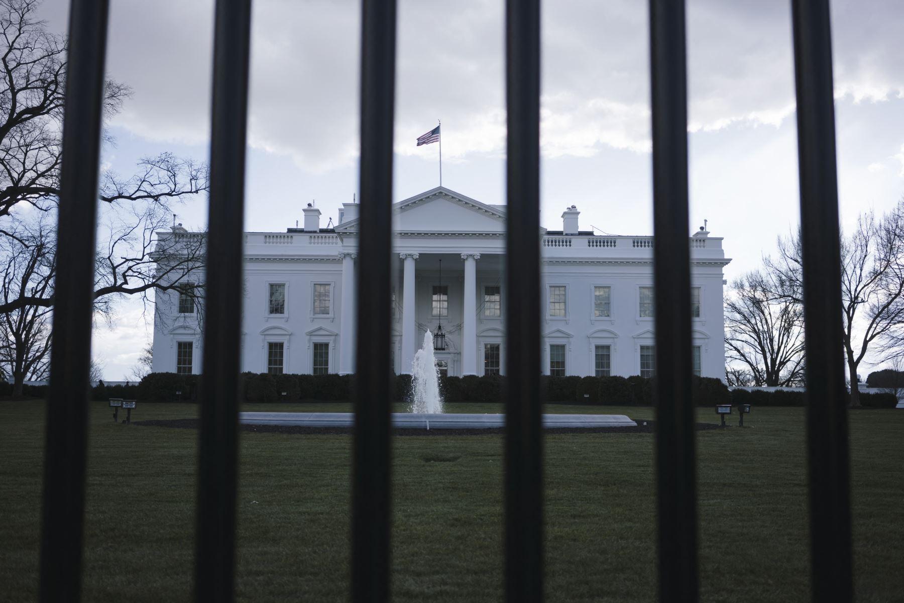 Casa Blanca reporta que funcionario infectado no ha tenido contacto con Joe Biden