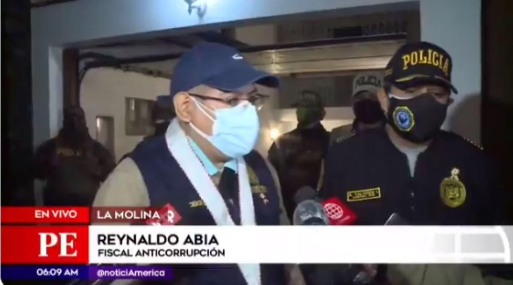 Desarticulan organización acusada de cobrar por camas UCI en hospital Almenara