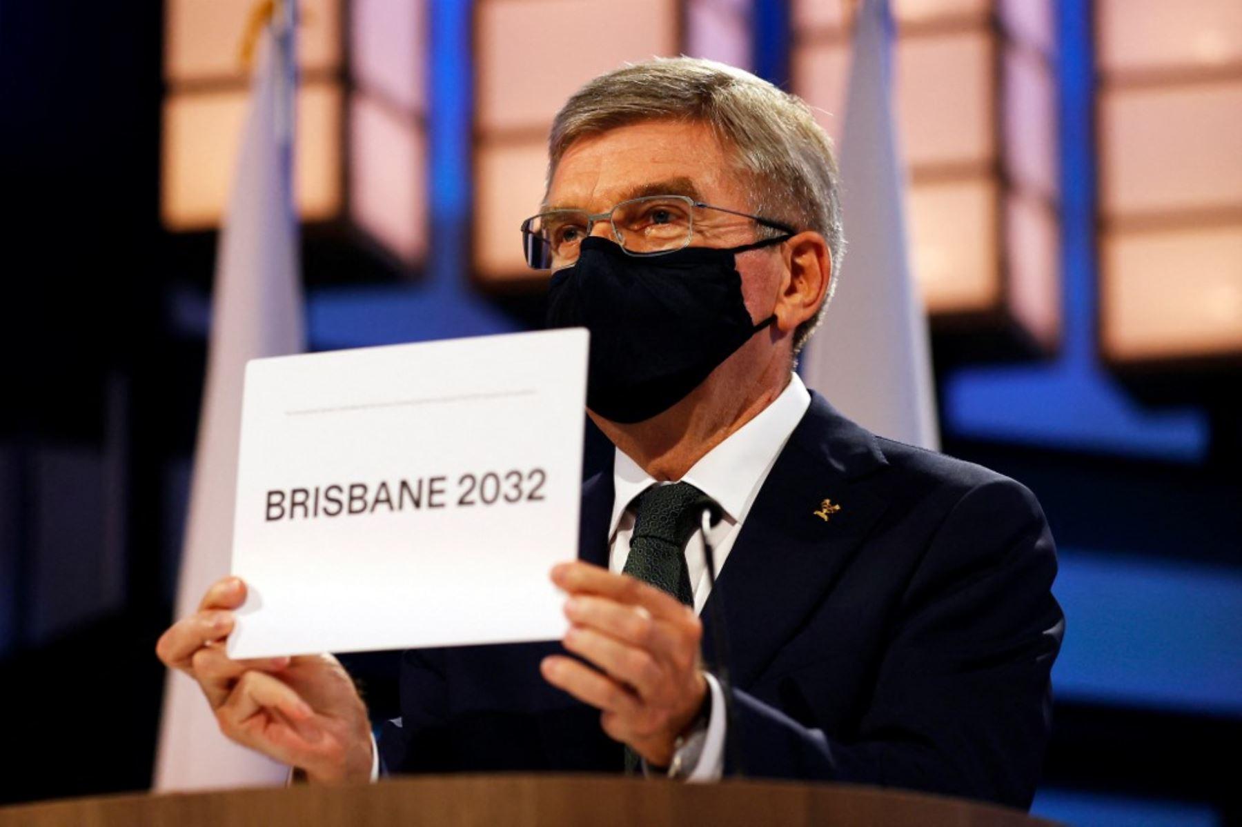 La ciudad australiana de Brisbane será sede de los Juegos Olímpicos de 2032